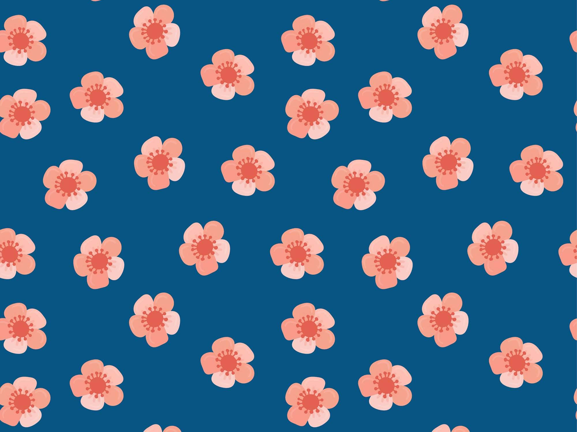 Floral Vector Patterns 6