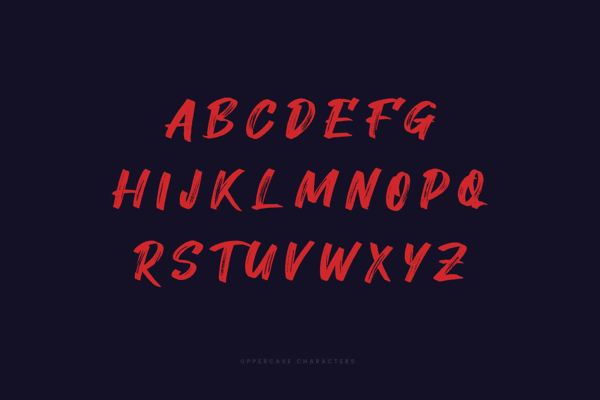 Hey August Script Font 1