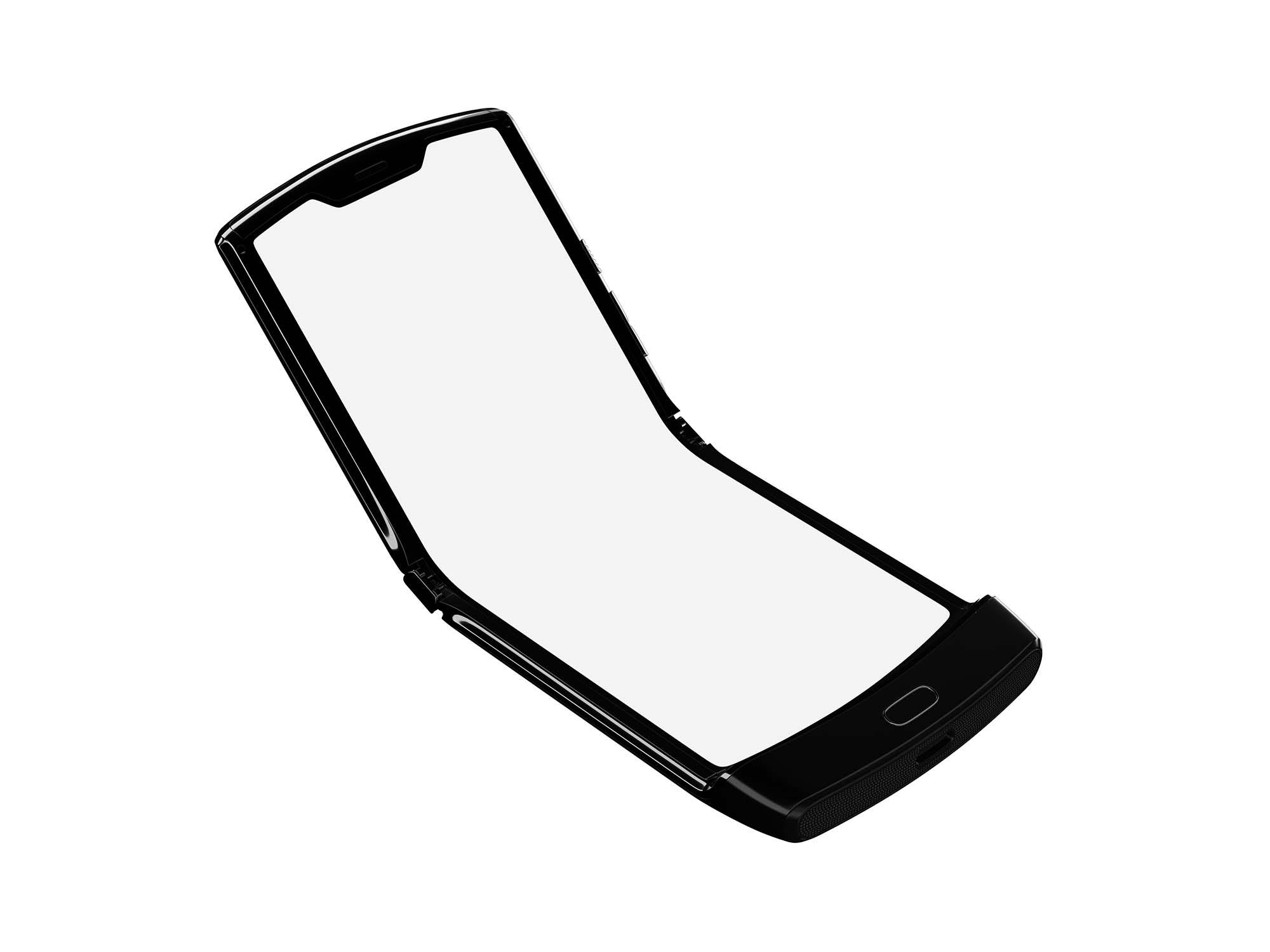 Motorola Razr Mockup 2