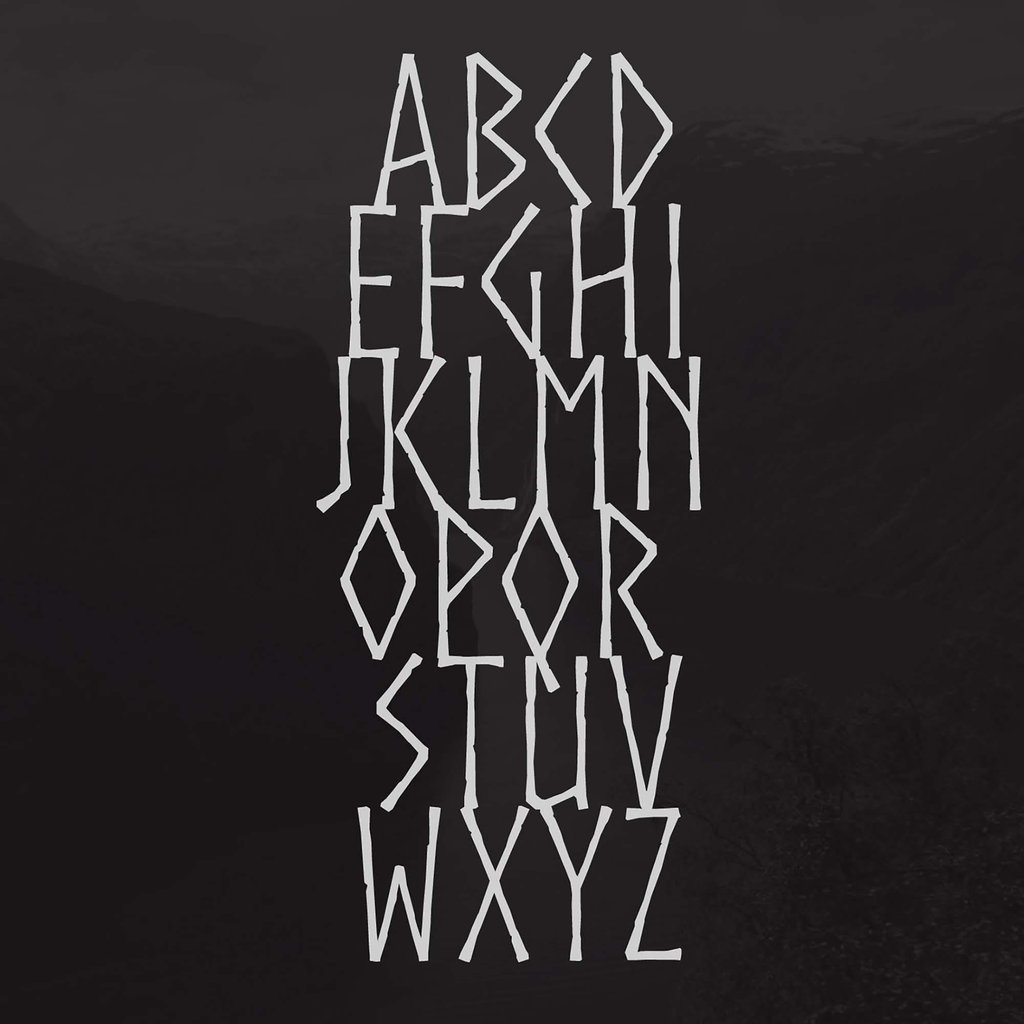 Norse Font 5