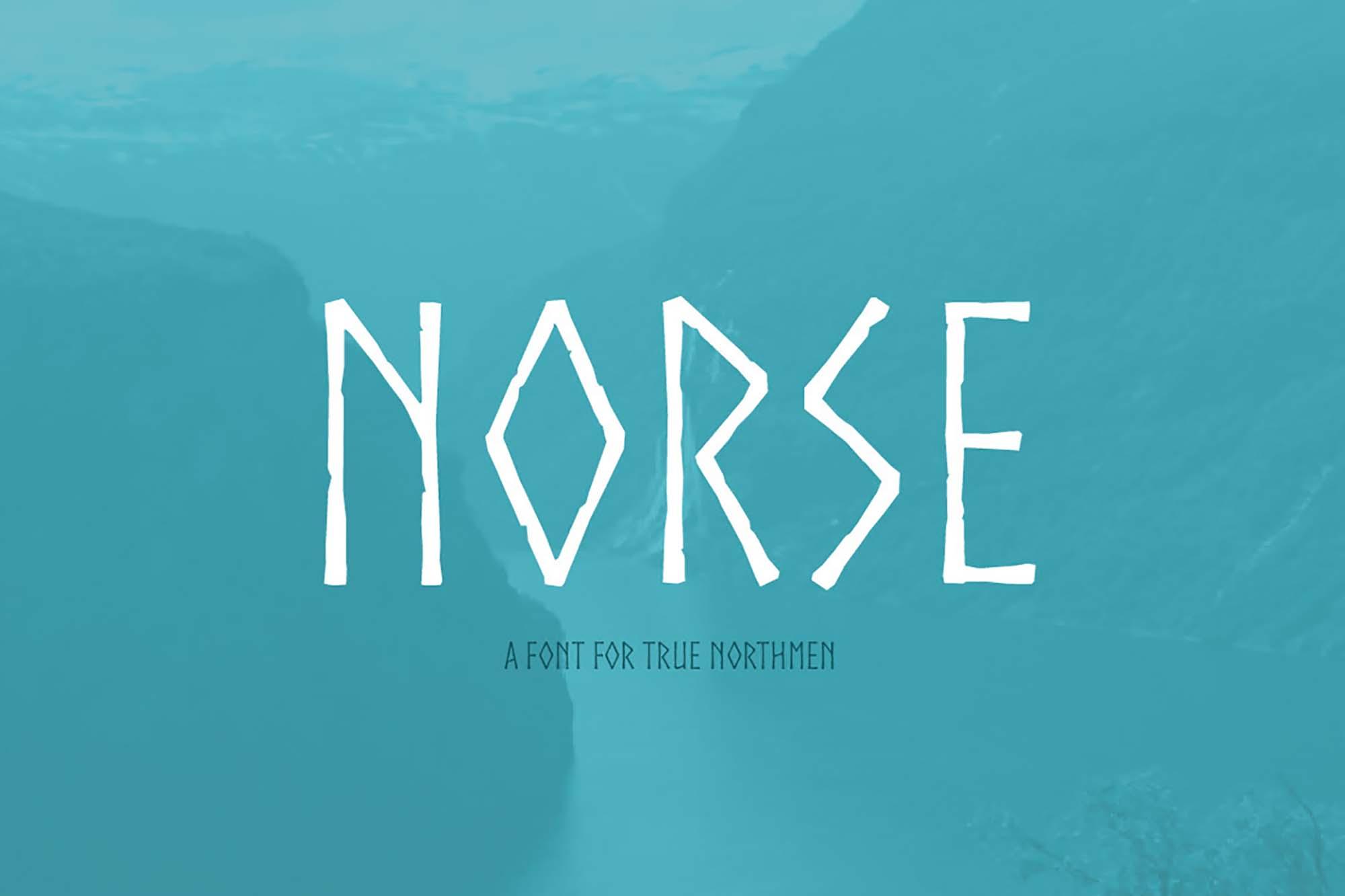 Norse Font