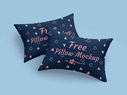 Pillows Mockup Template