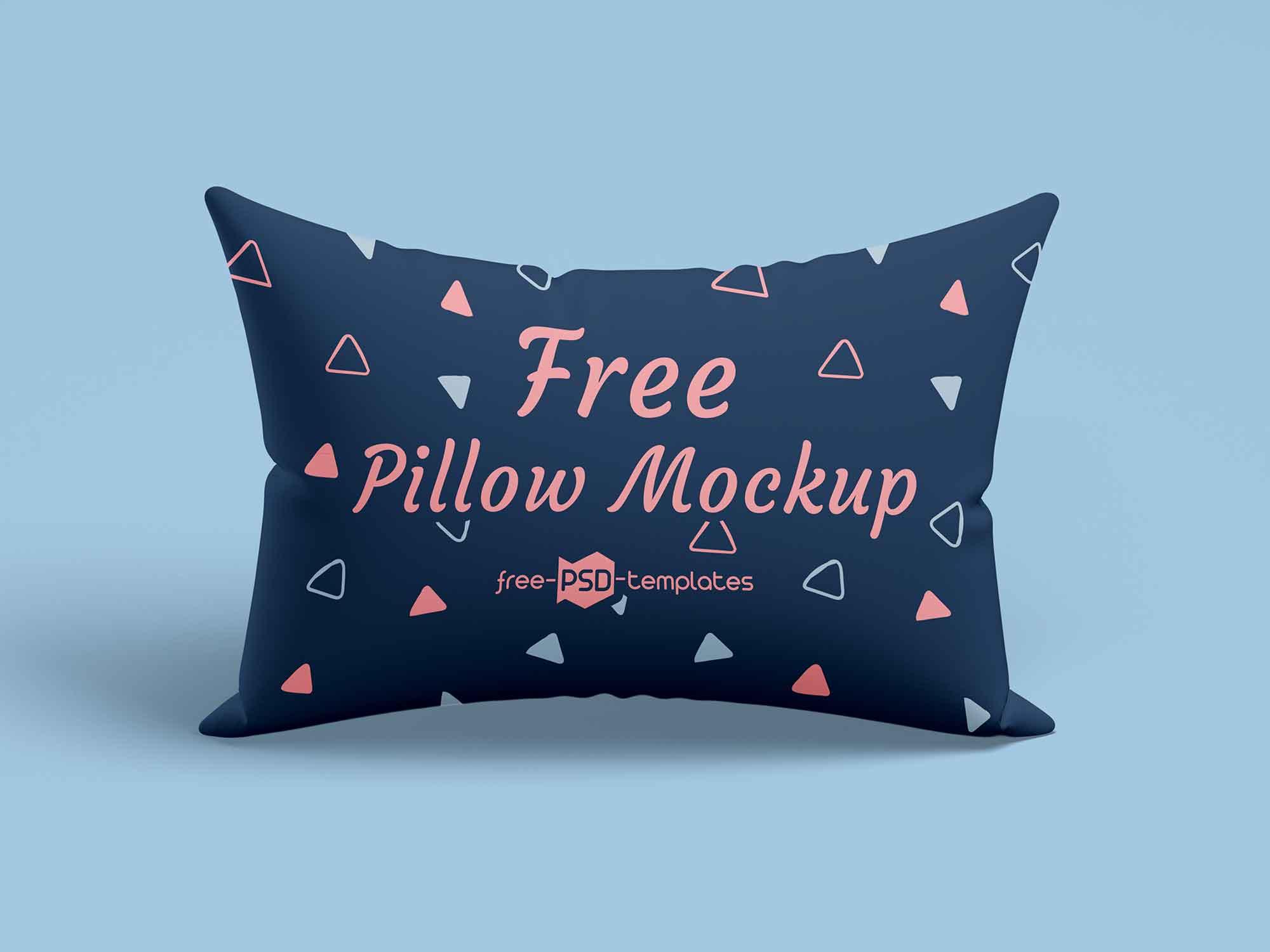 Pillows Mockup Template 2