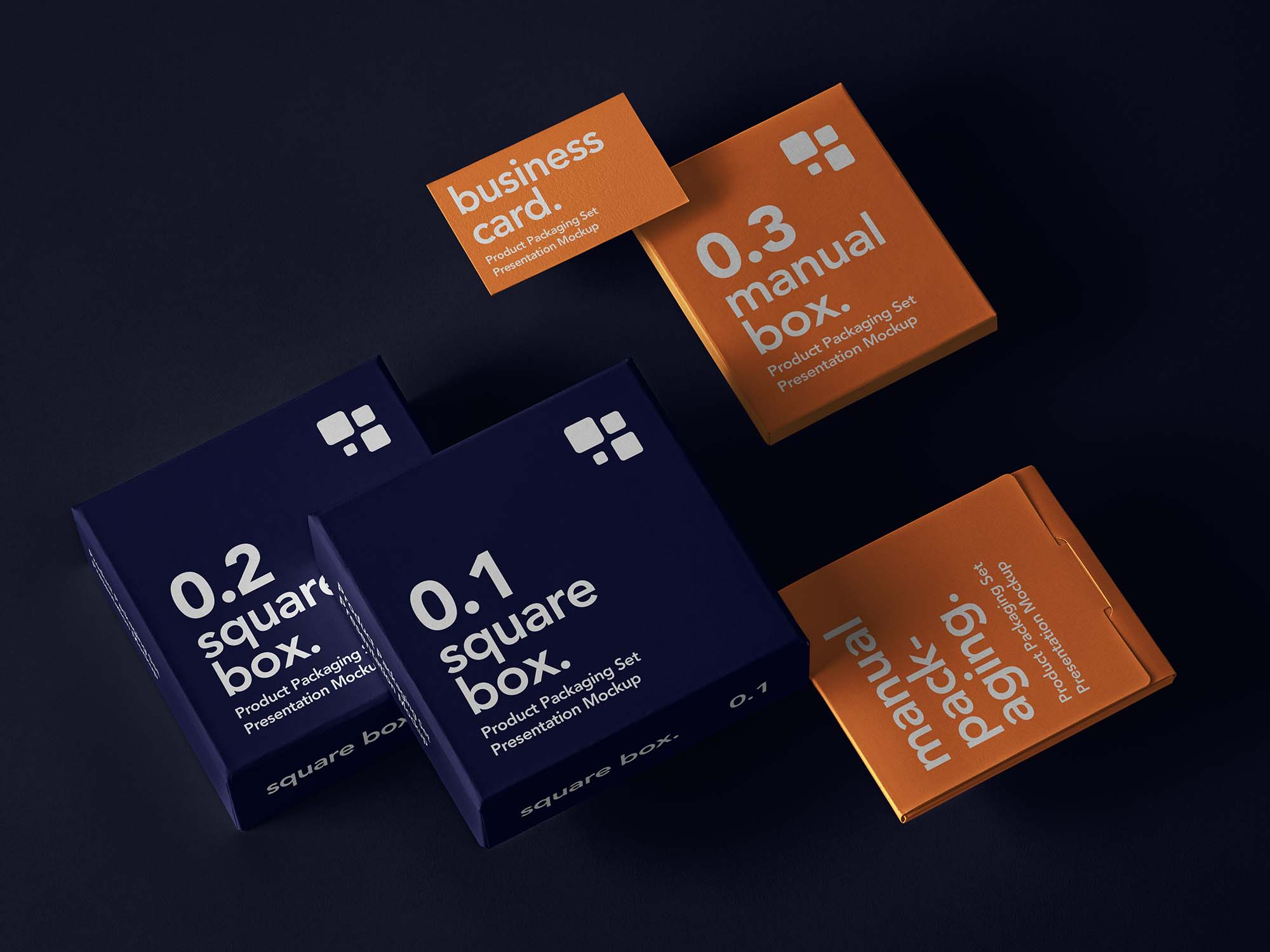 Product Packaging Mockup 3