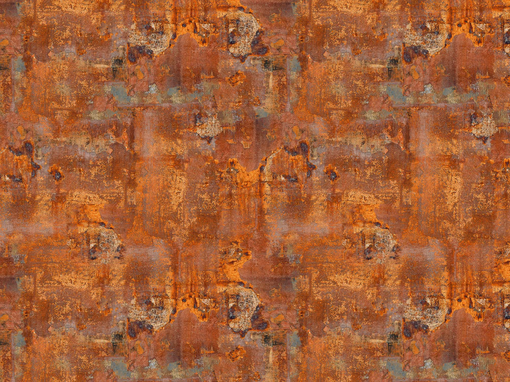 Seamless Rust Texture 2