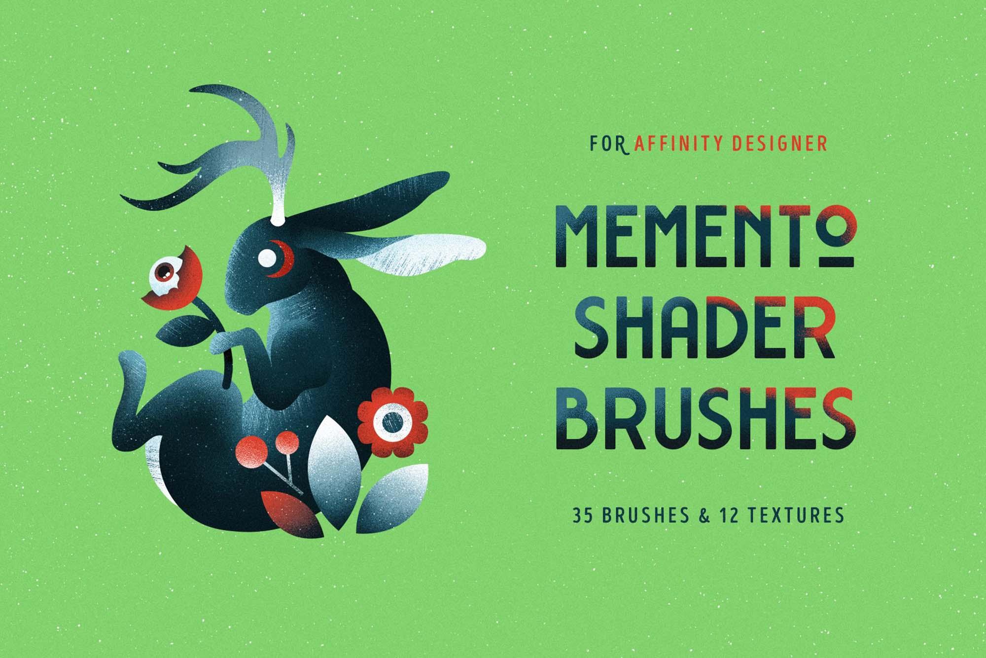 Shader Affinity Brushes