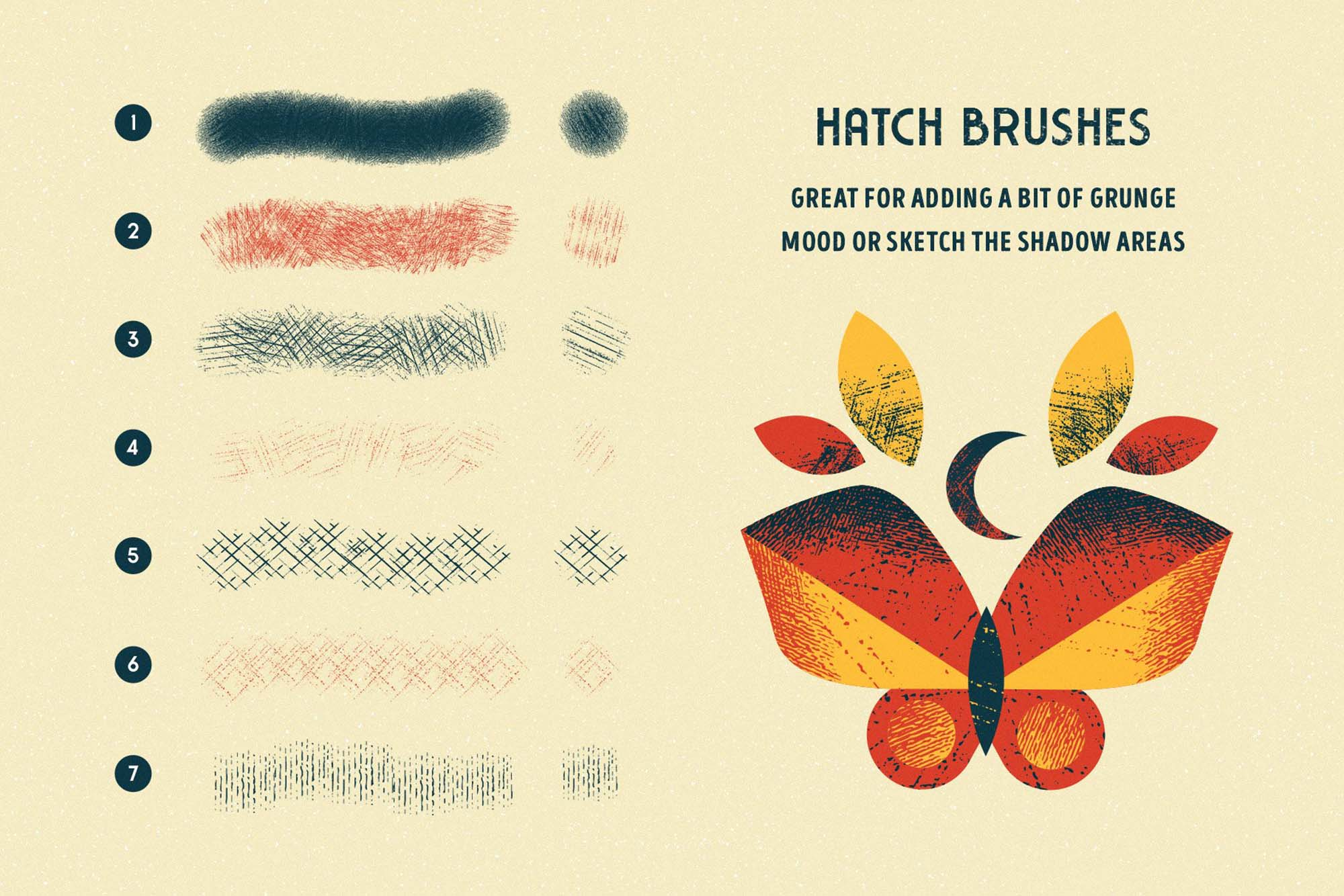 Shader Affinity Brushes 4