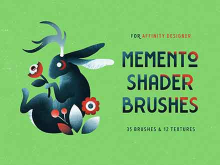 Shader Affinity Brushes
