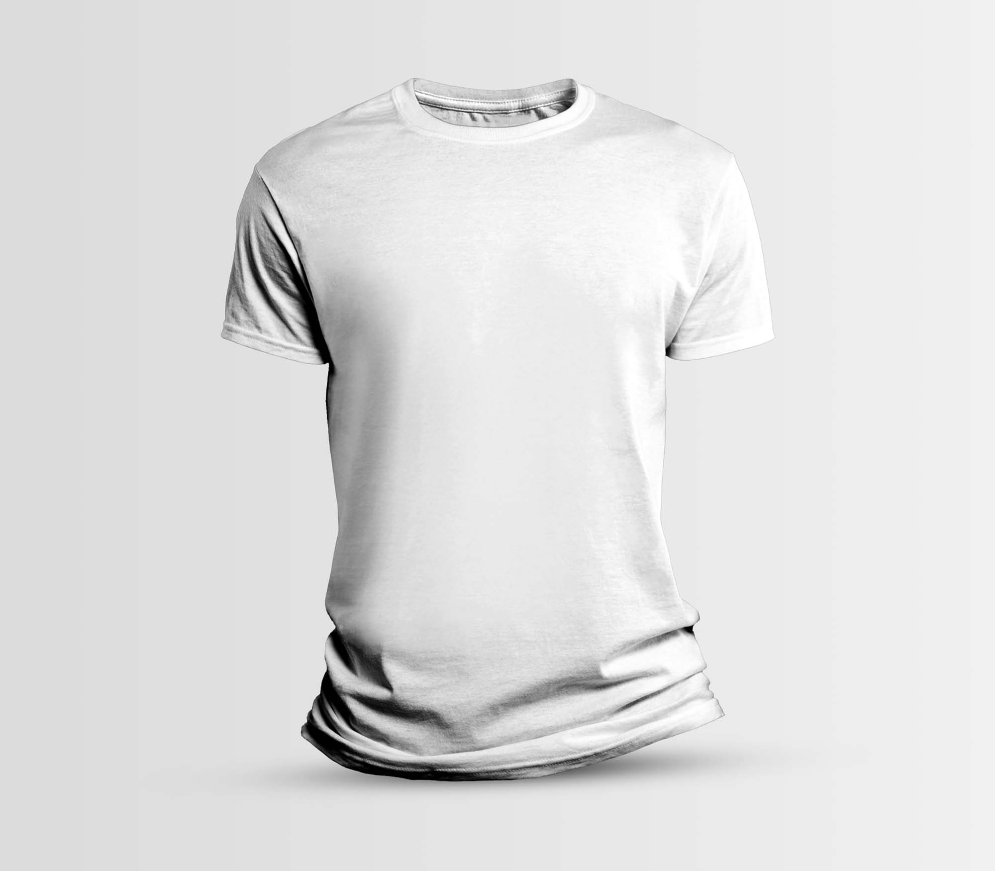 Simple Men T-shirt Mockup 2
