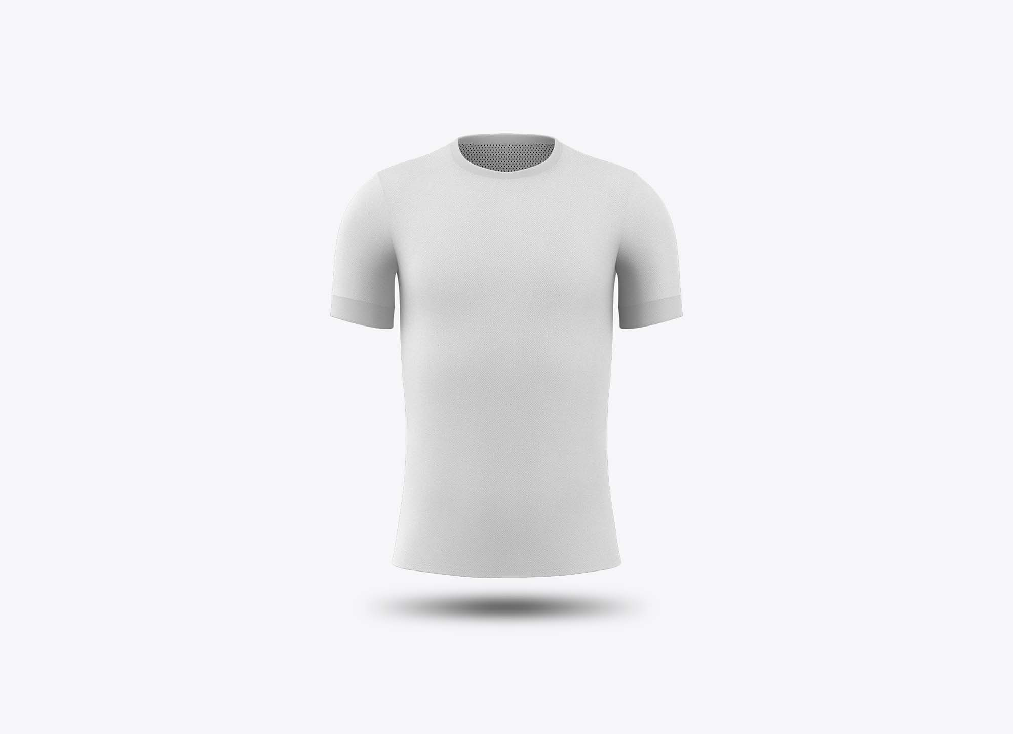 Download Free Soccer Jersey Mockup (PSD)