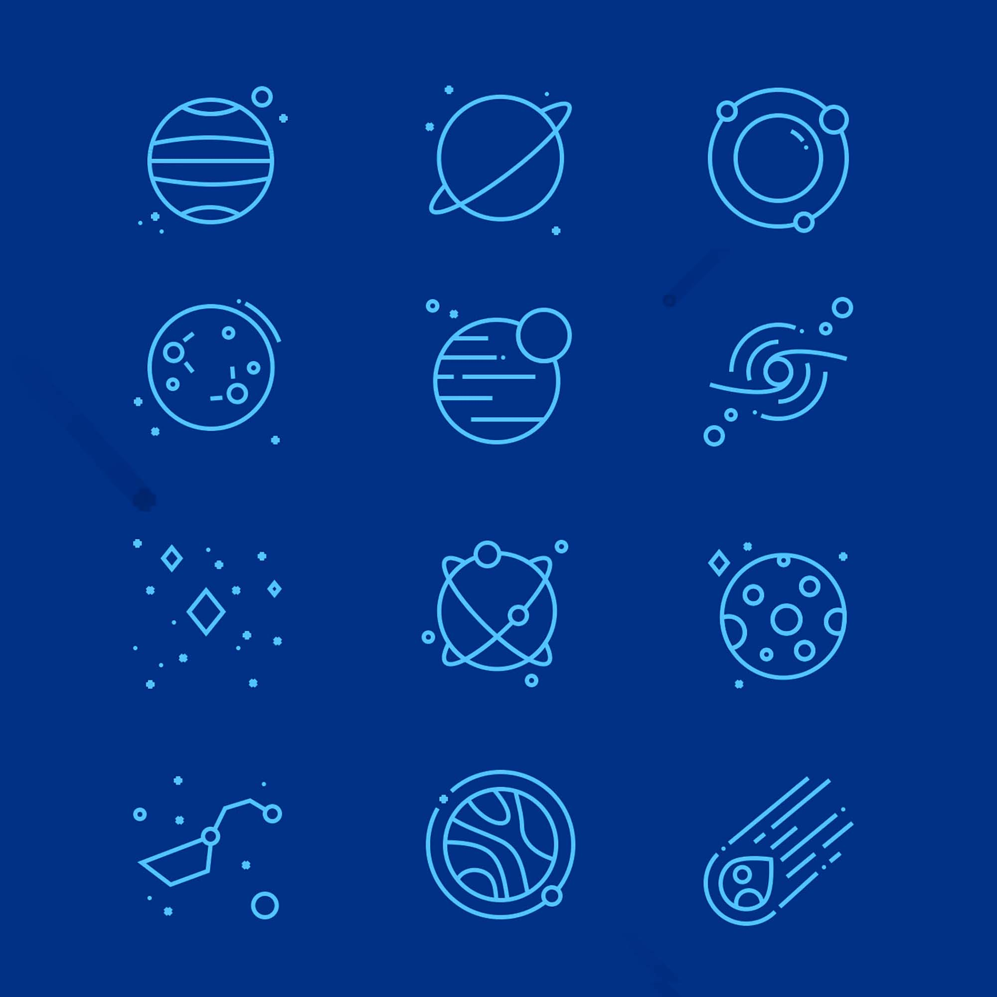 Space Iconography 1