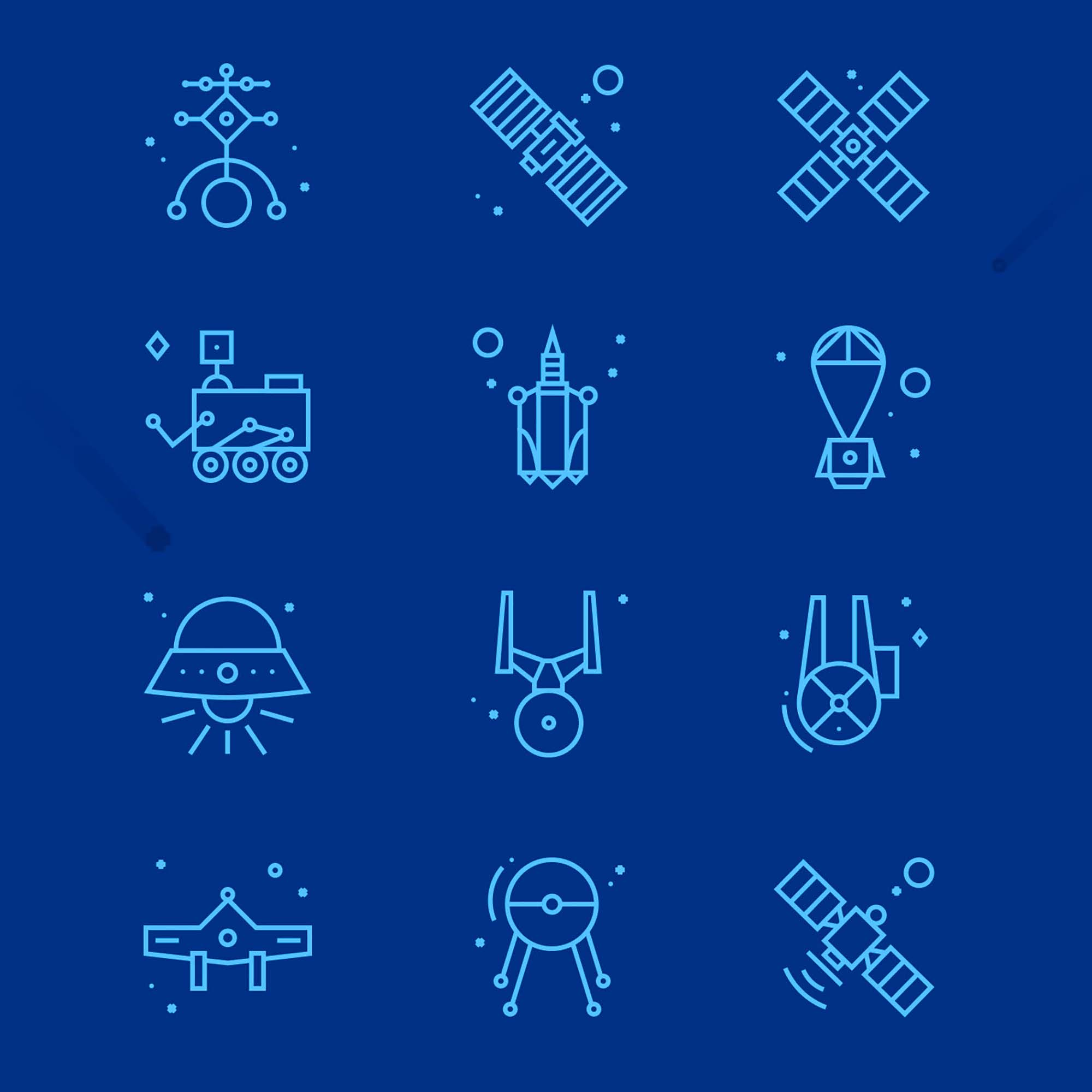Space Iconography 2