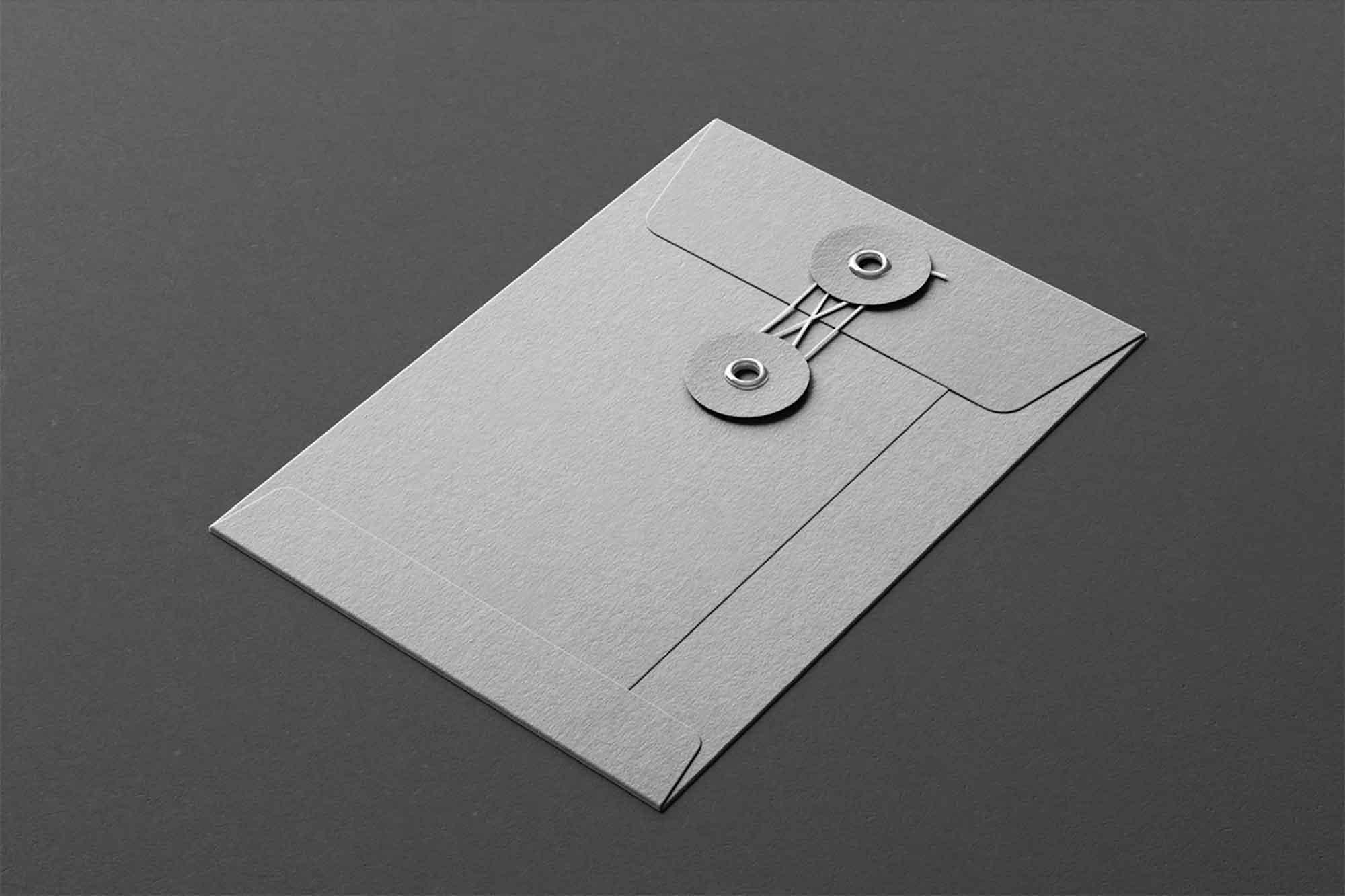 String Envelope Mockup 2