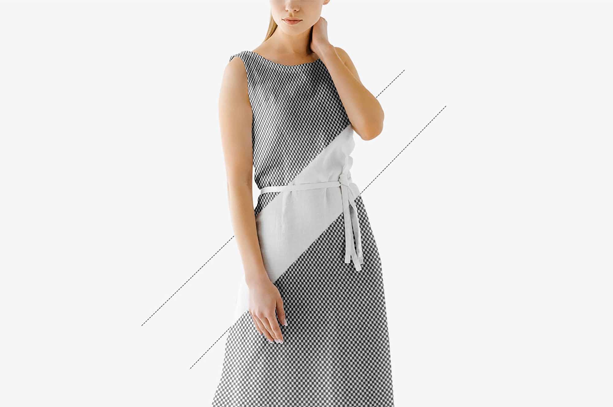 Summer Dress Mockup 2