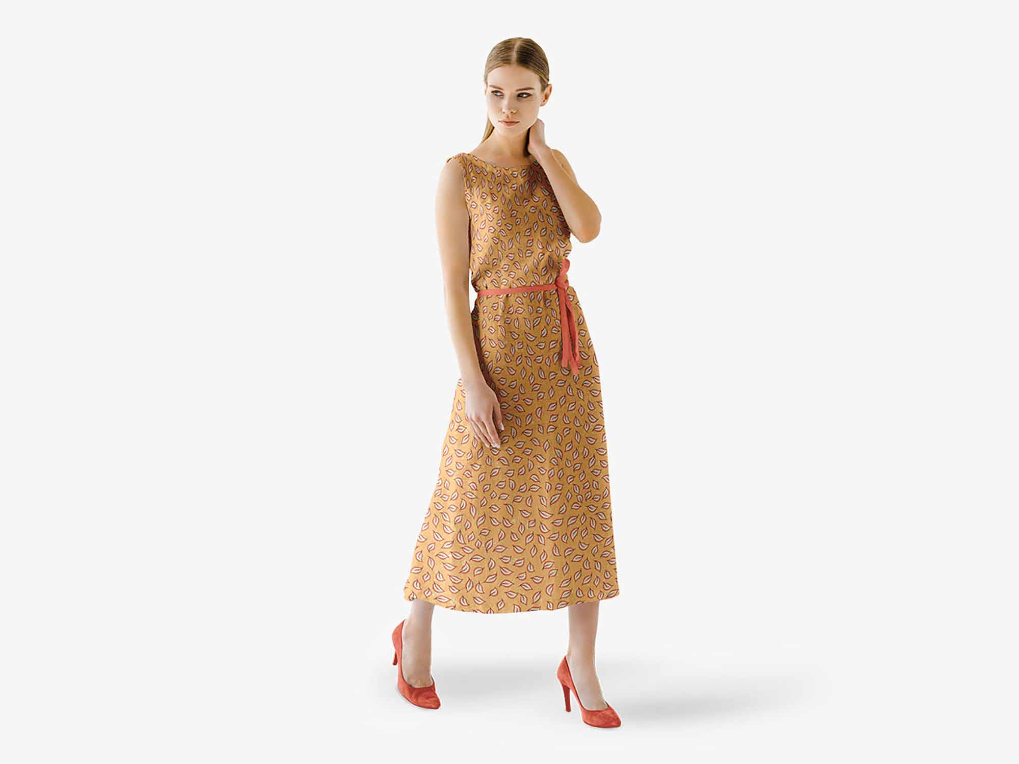 Summer Dress Mockup