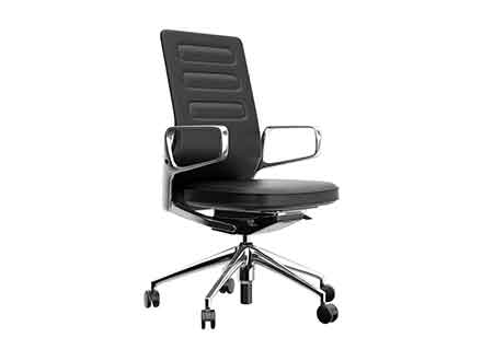 Swivel Office Chair 3D Model