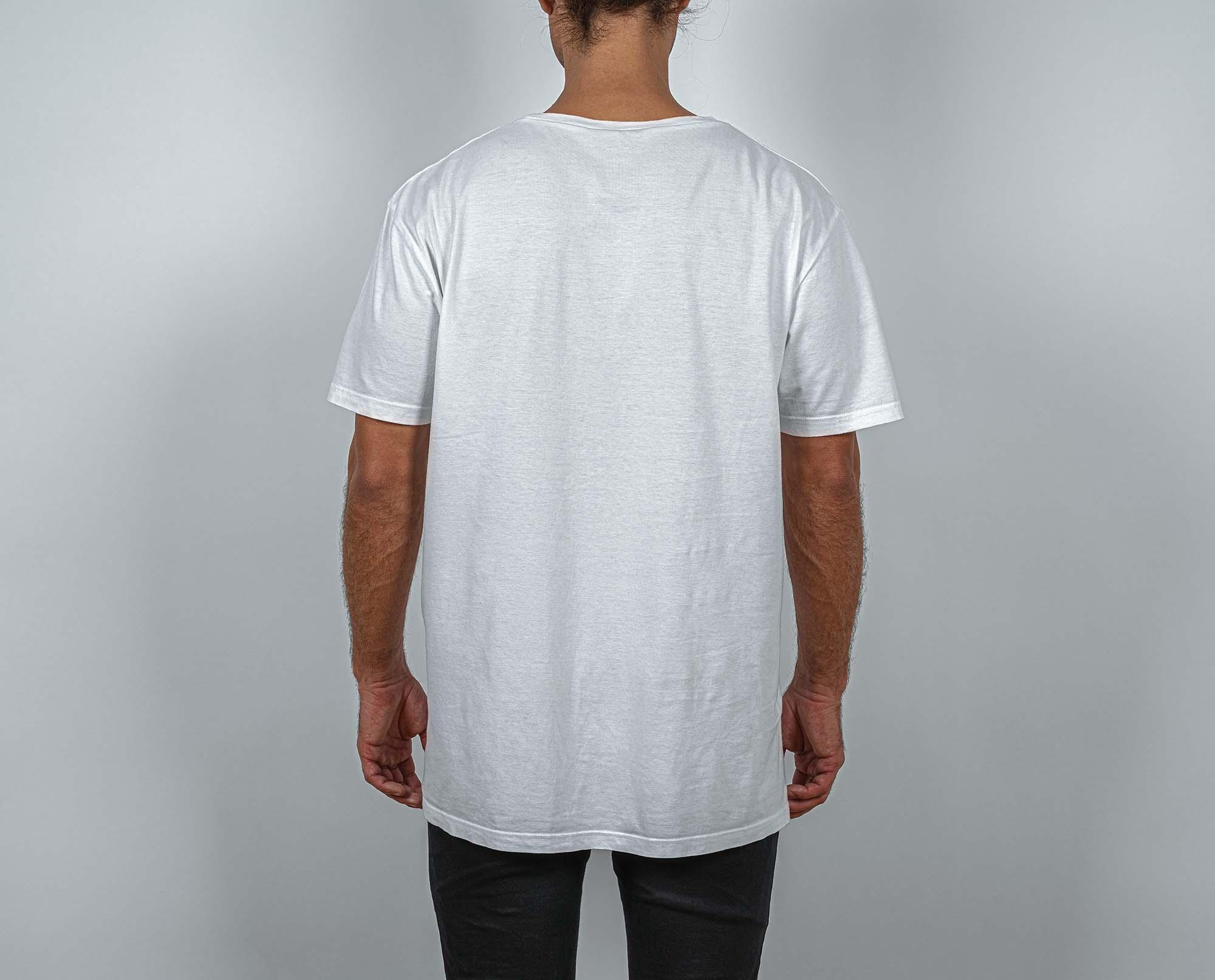 T-shirt Man Mockup 3