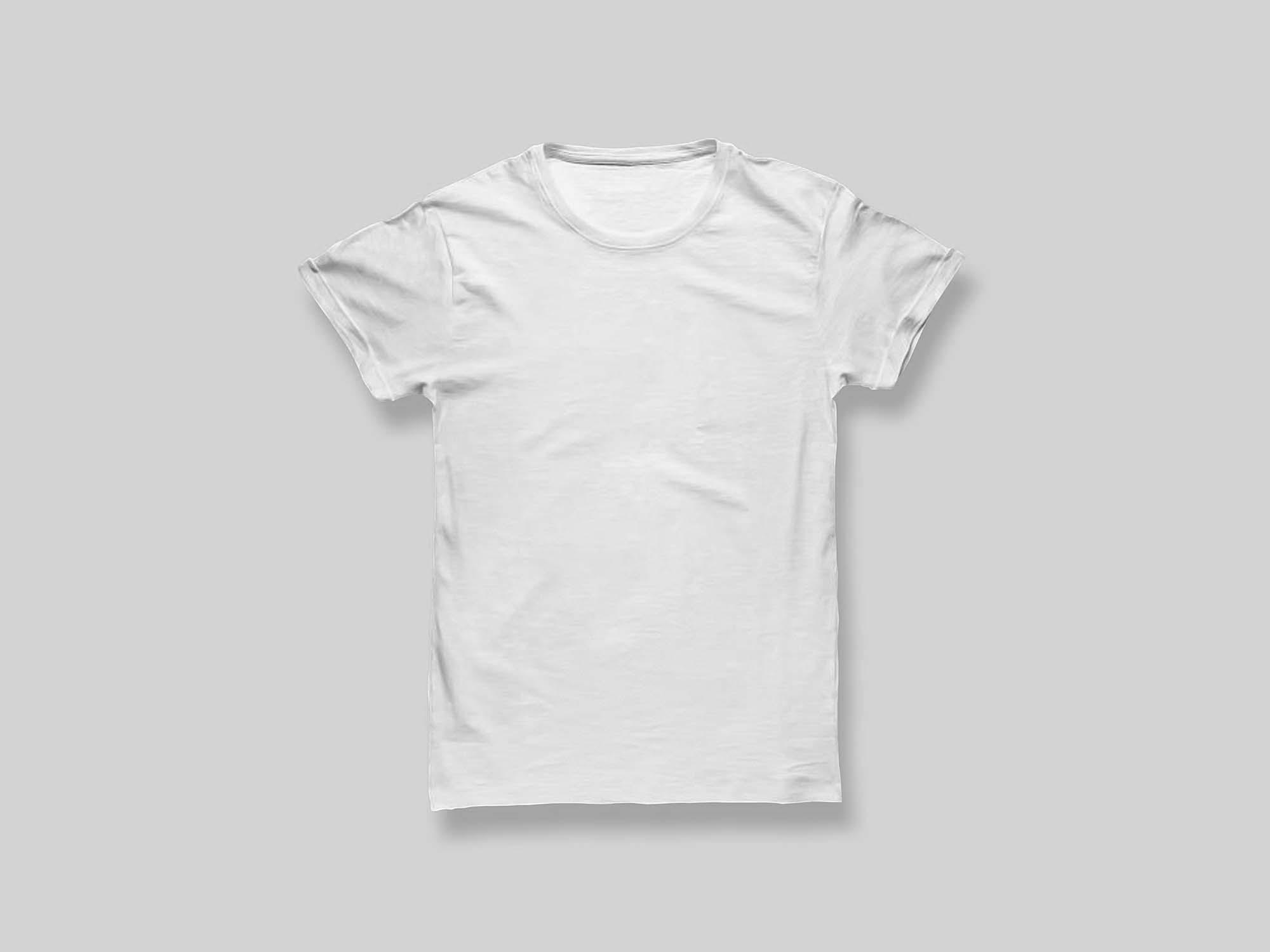 T-shirt Mockup For Men 3
