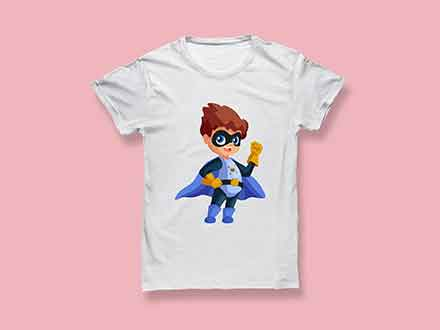 T-shirt Mockup For Men