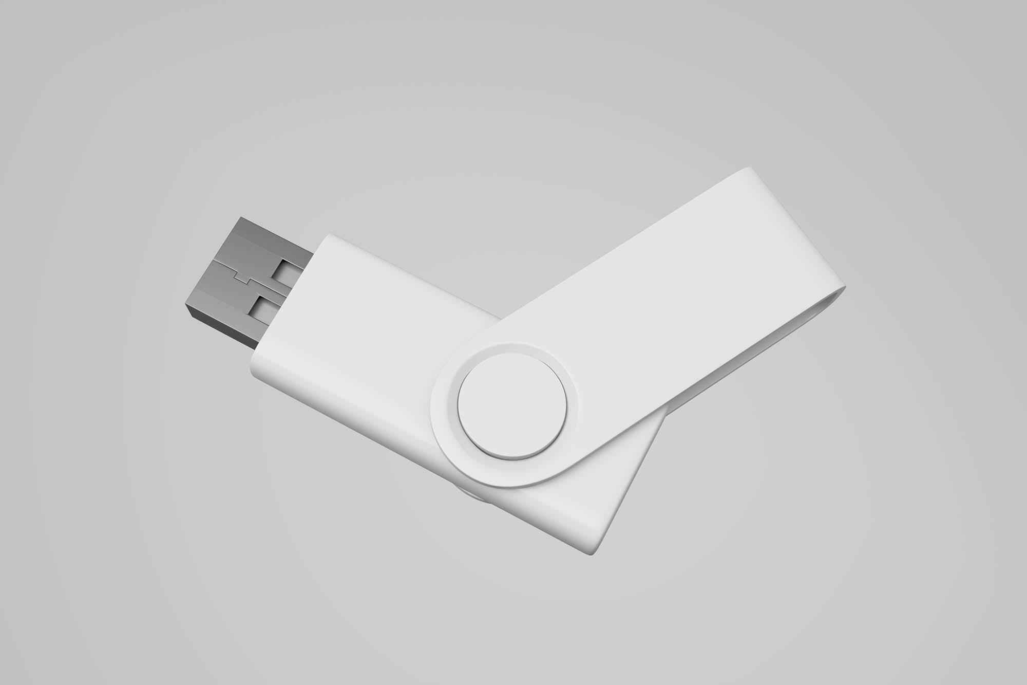 USB Card Mockup 2