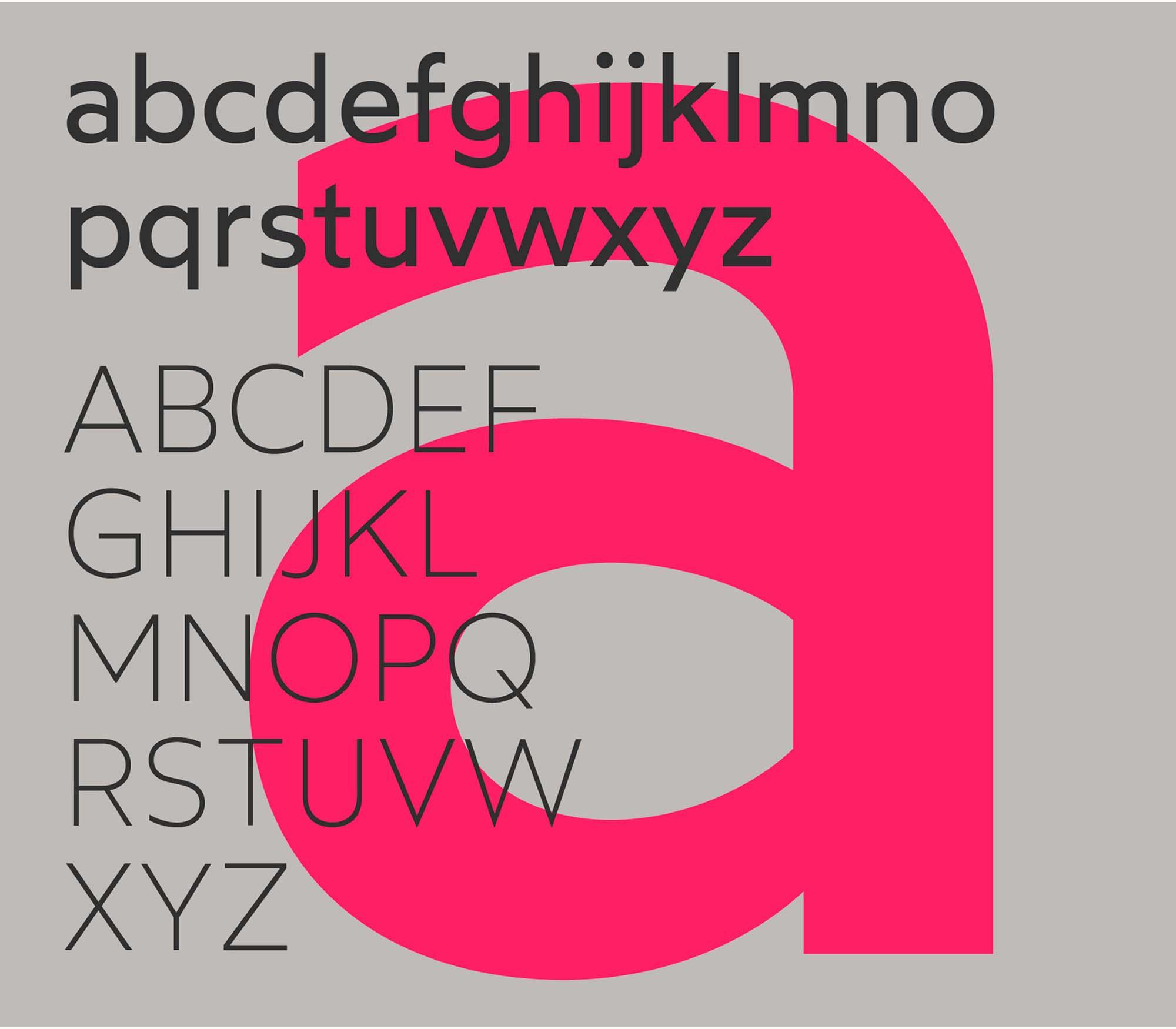 Wotfard Sans Serif Font 2