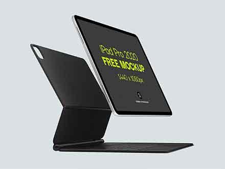 iPad Pro 2020 Mockup