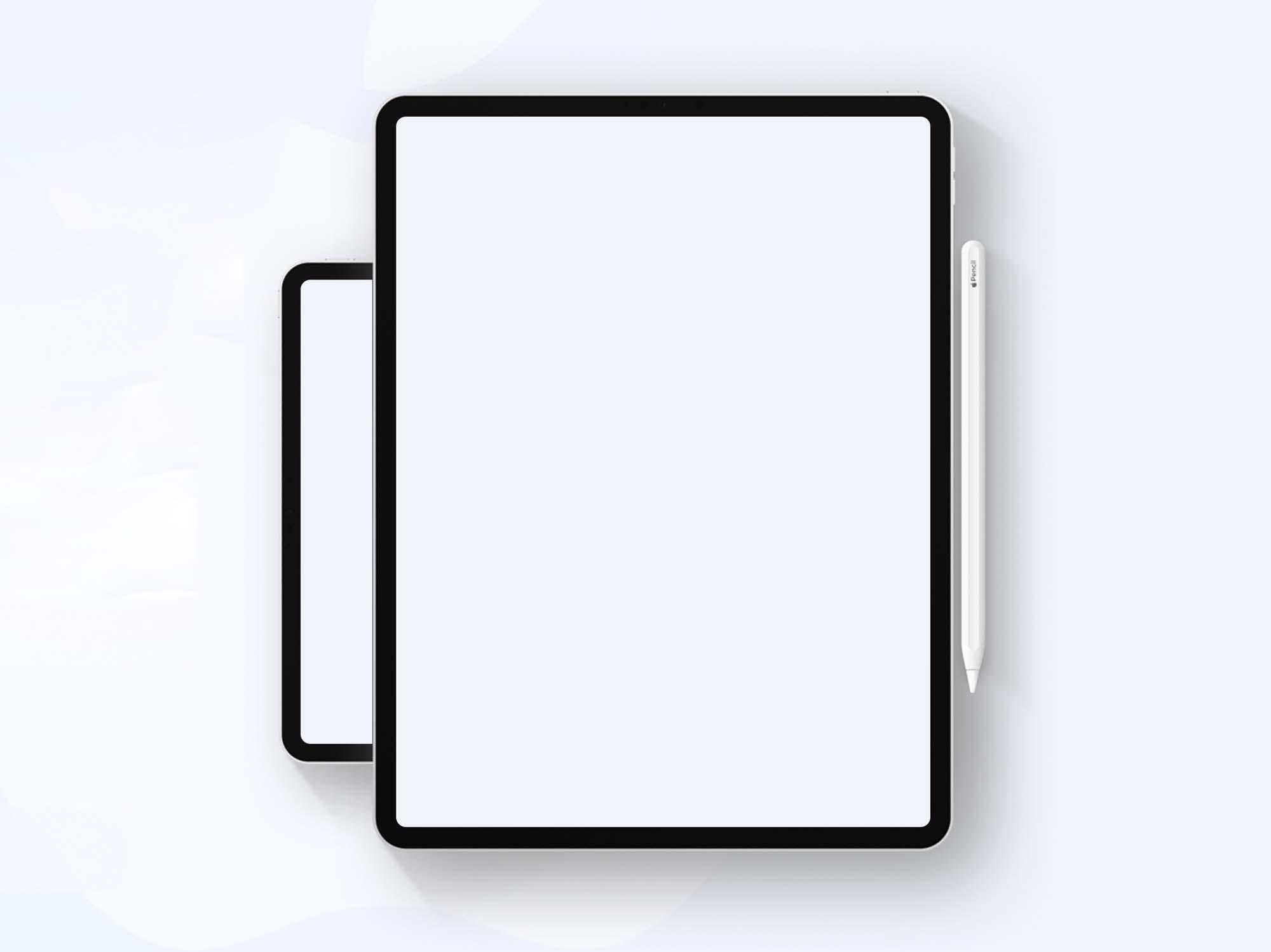 iPad Pro Figma Mockup 2