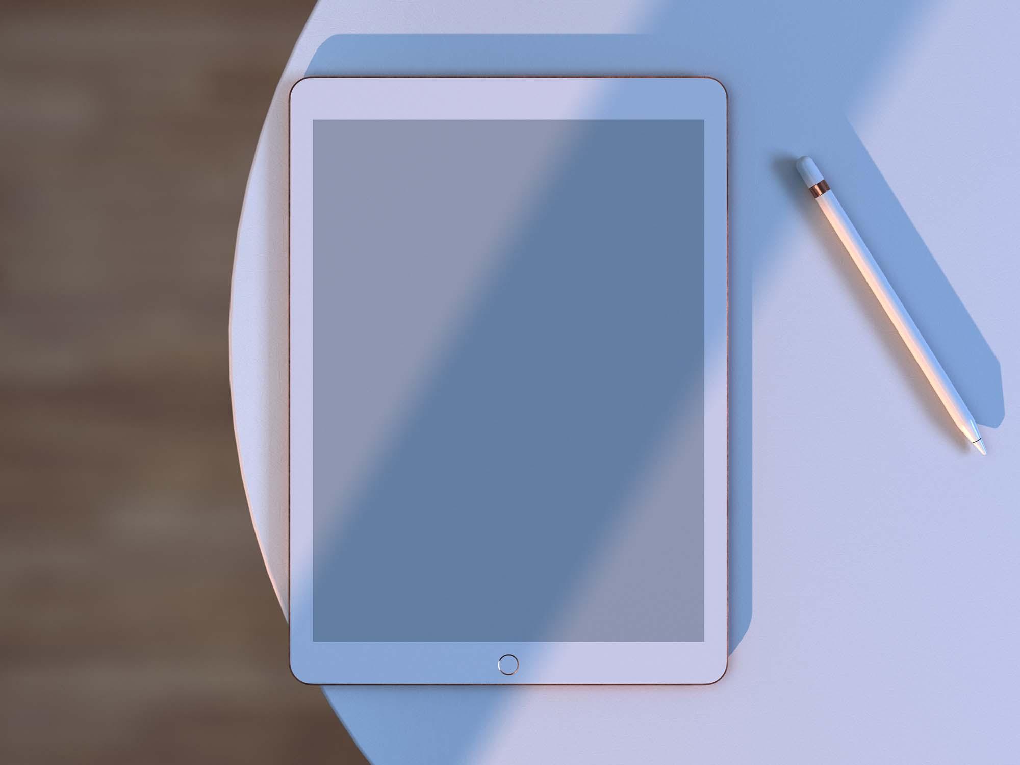 iPad Tablet Mockup 2