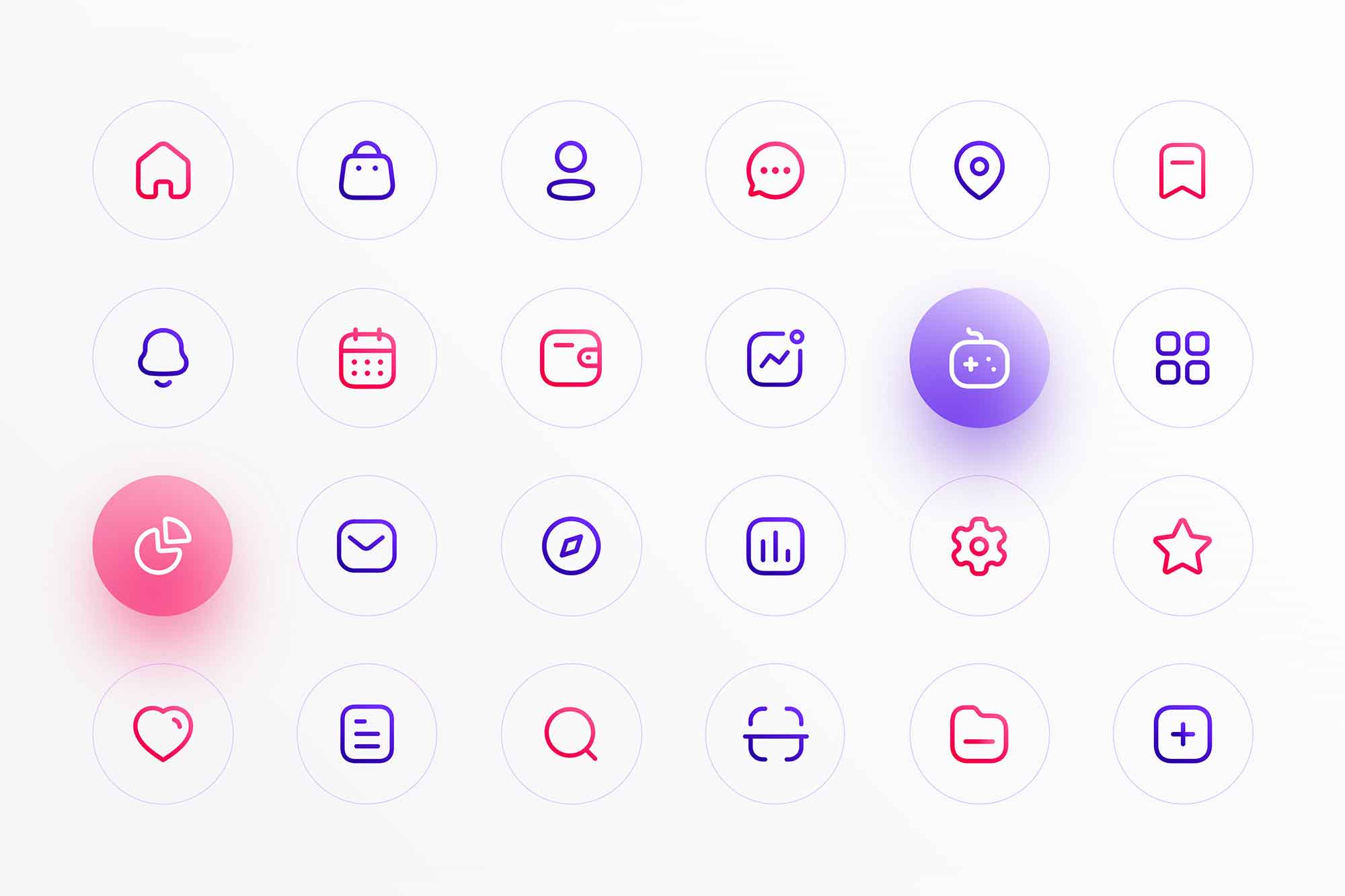120+ Essential Icons 1