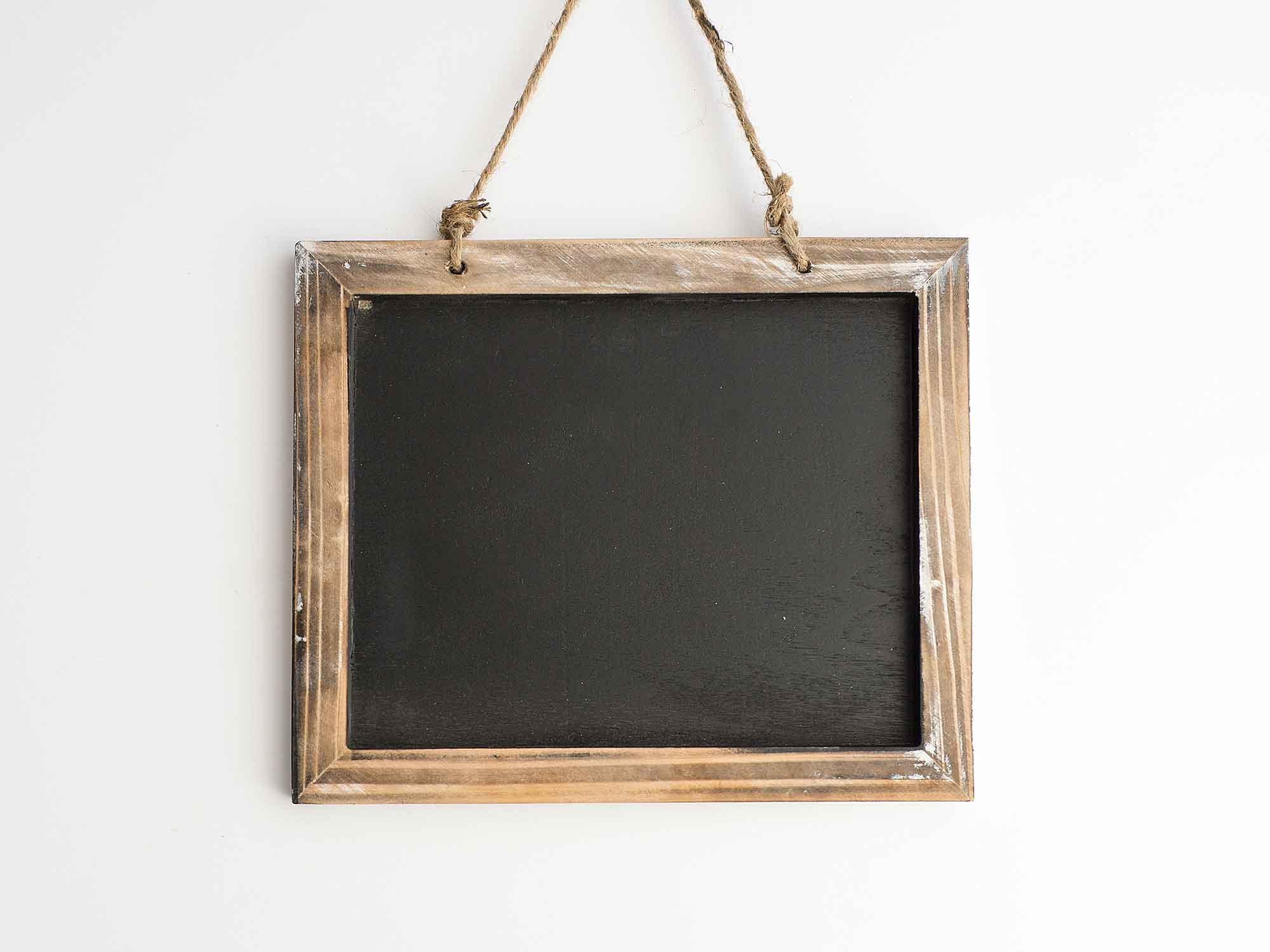 Blackboard Mockup 2