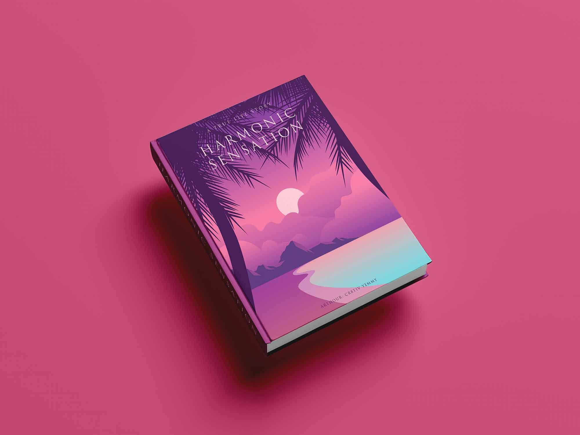 Book Cover Mockup 2