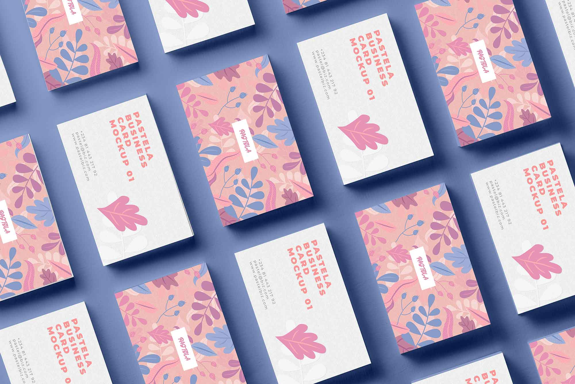 Business Card Mockup 6