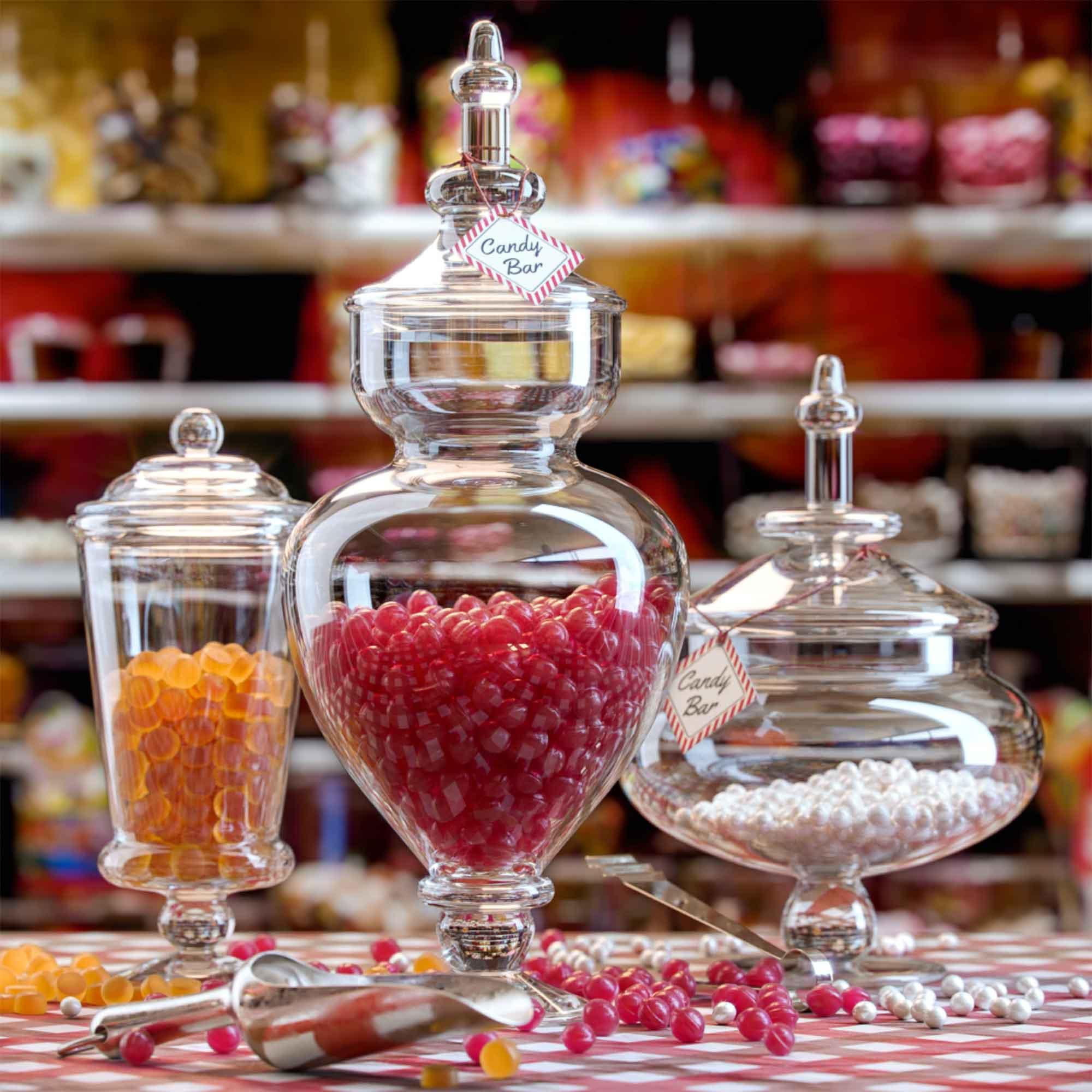 Candy in Jar 3D Model