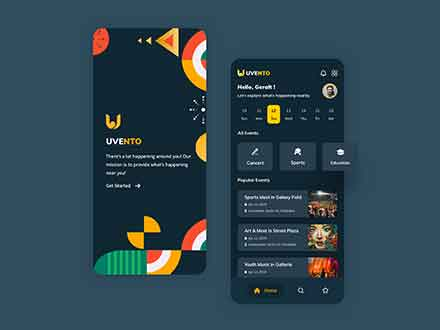 Event Manager App Template