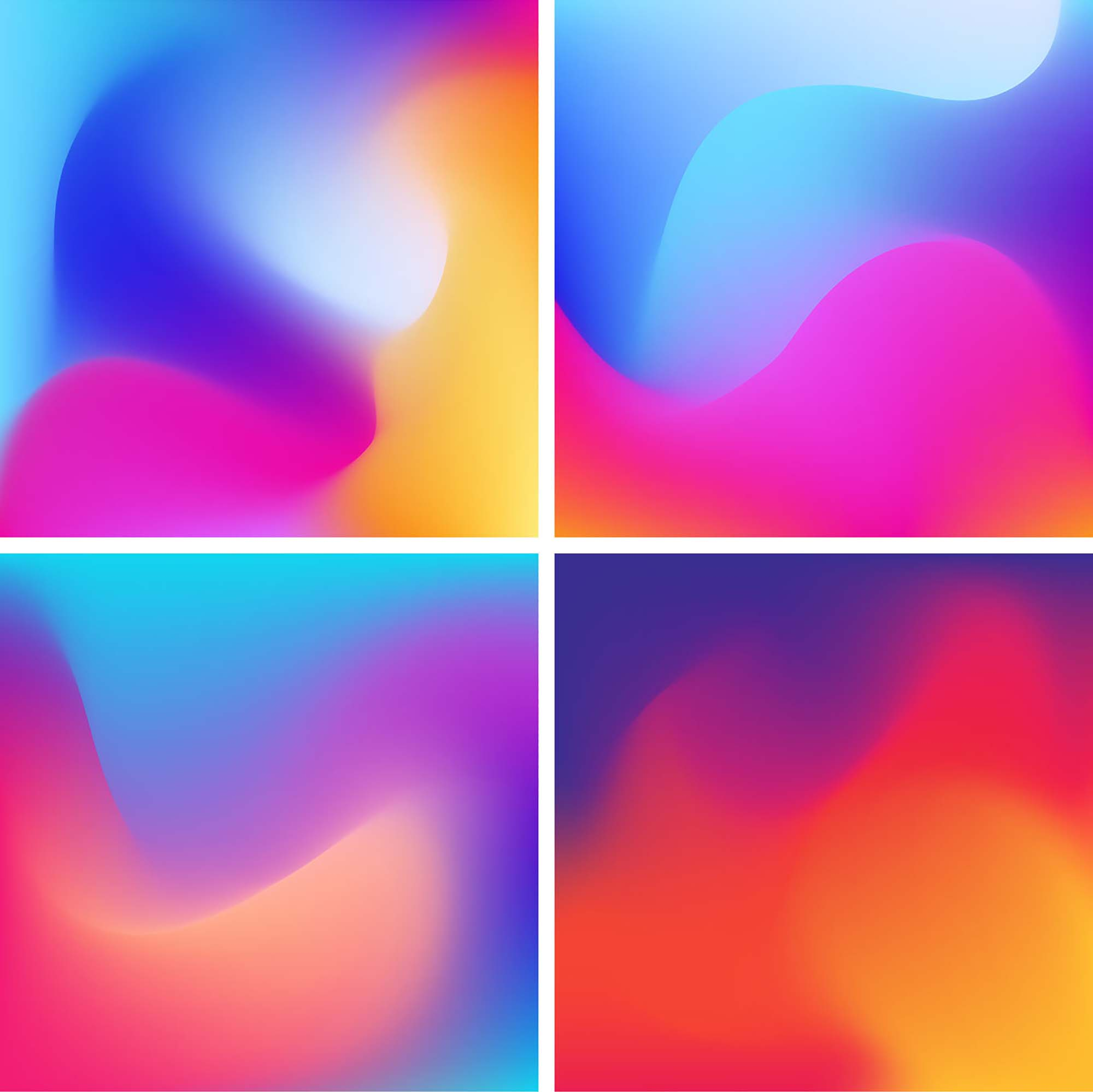 Gradient Abstract Textures 2
