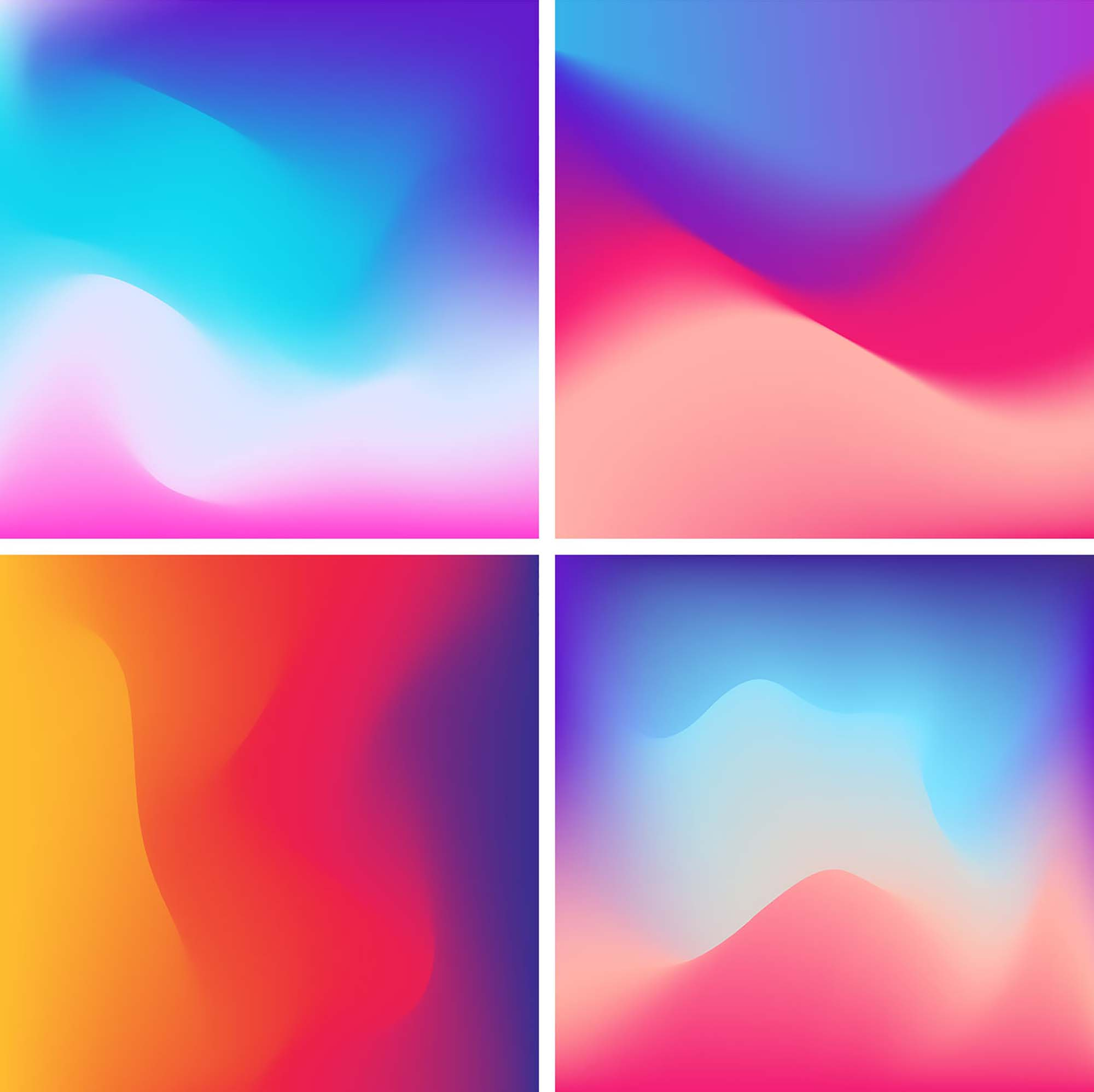 Gradient Abstract Textures 3
