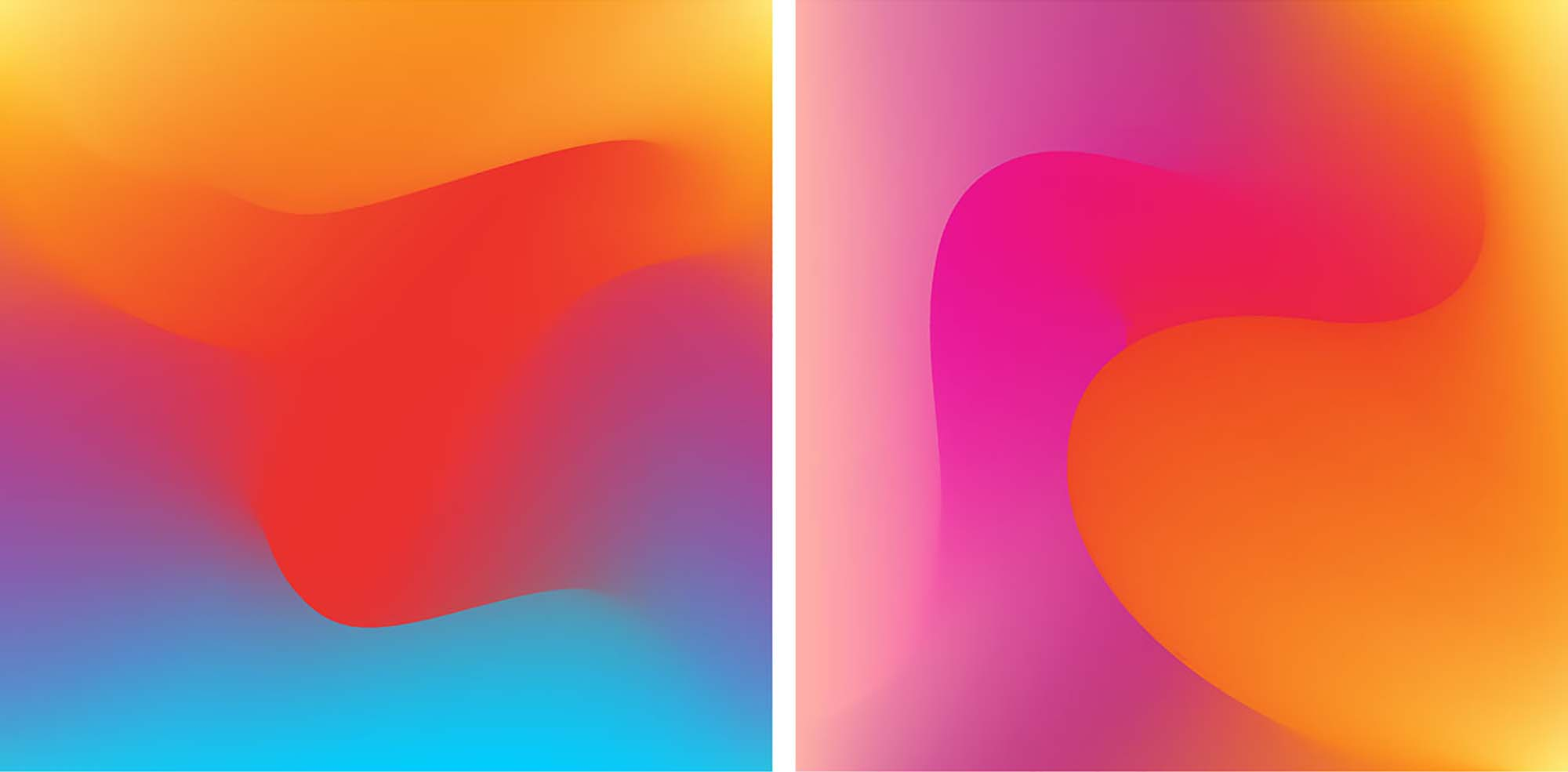 Gradient Abstract Textures 5