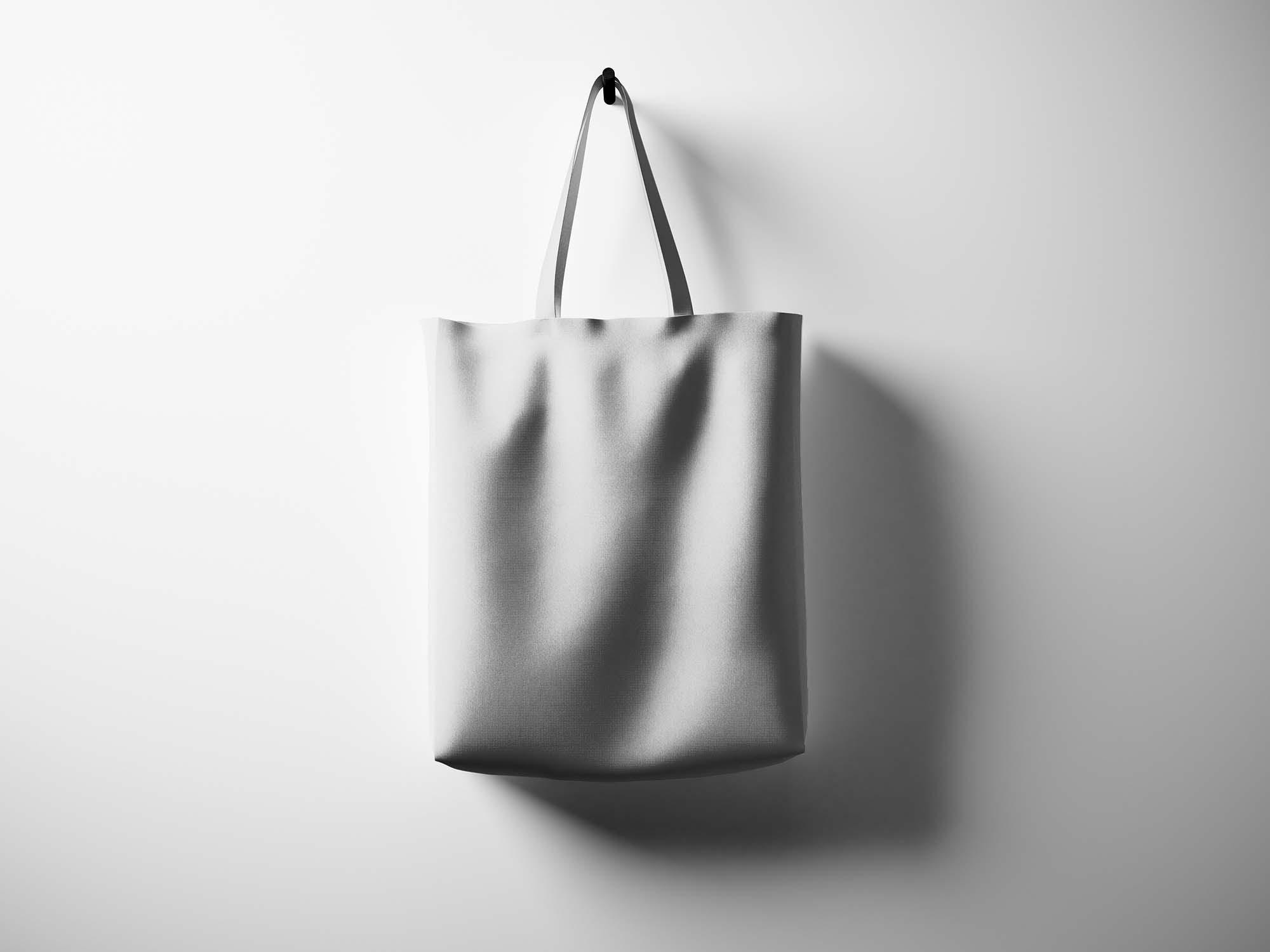 Hanging Handbag Mockup 2