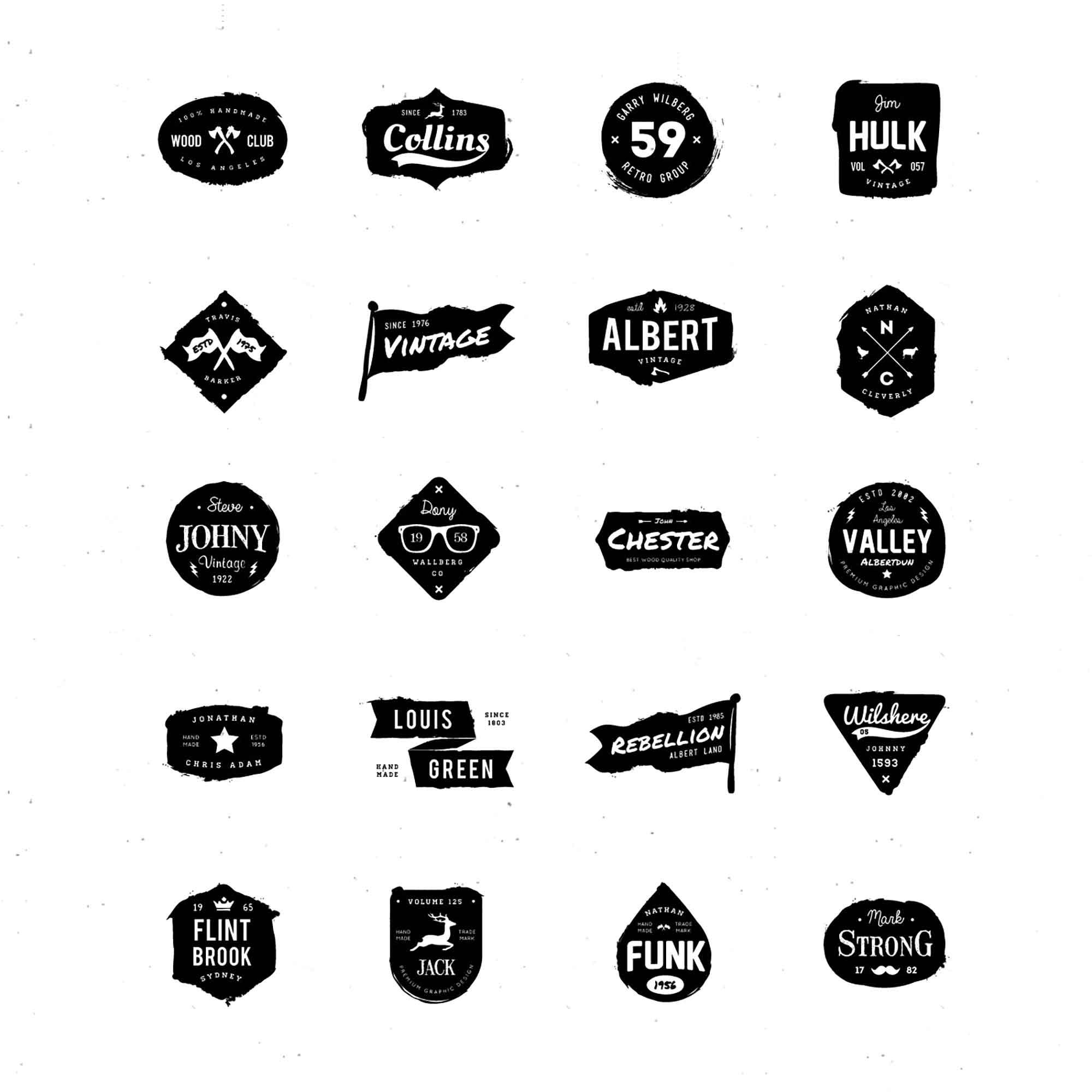 Ink Logos 2