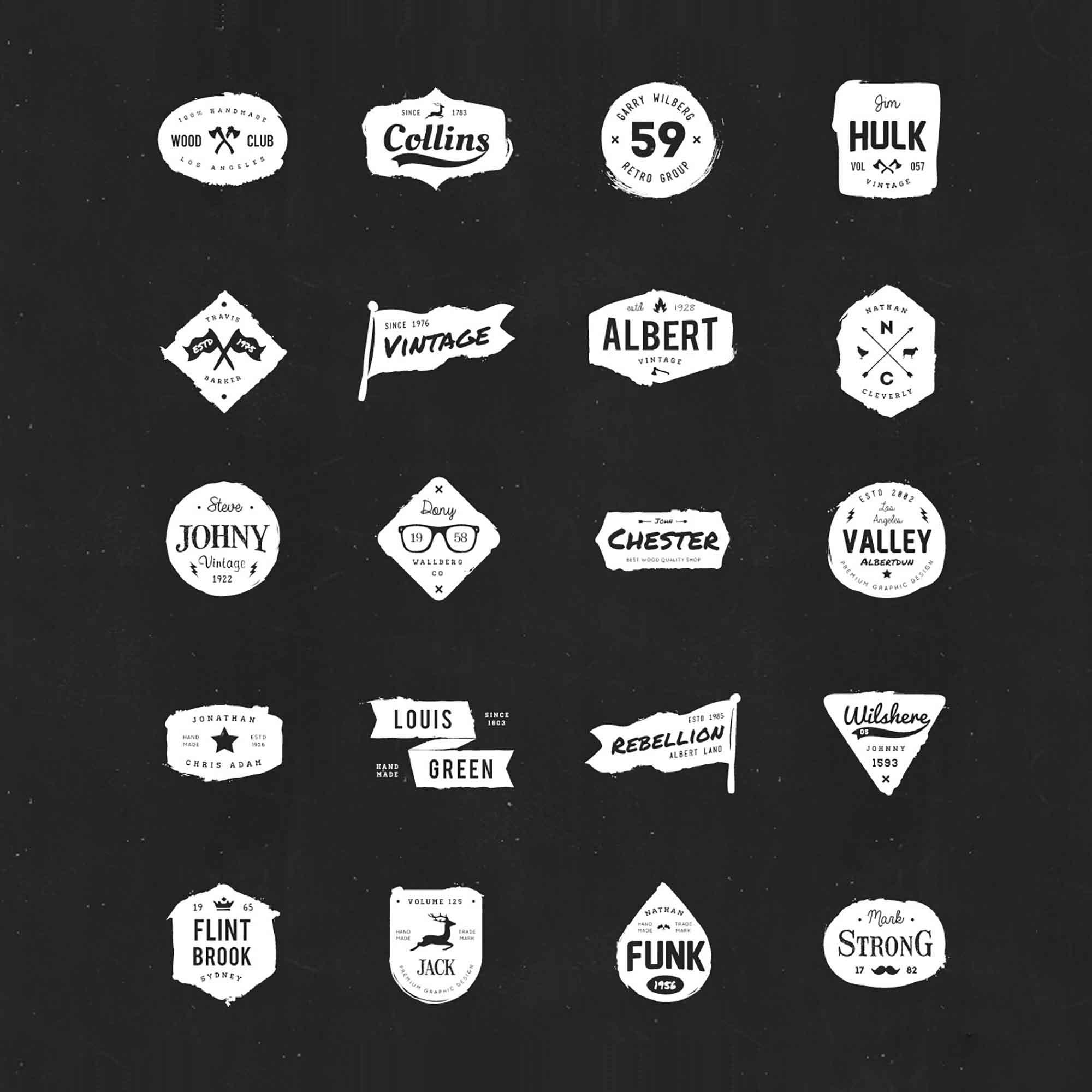 Ink Logos