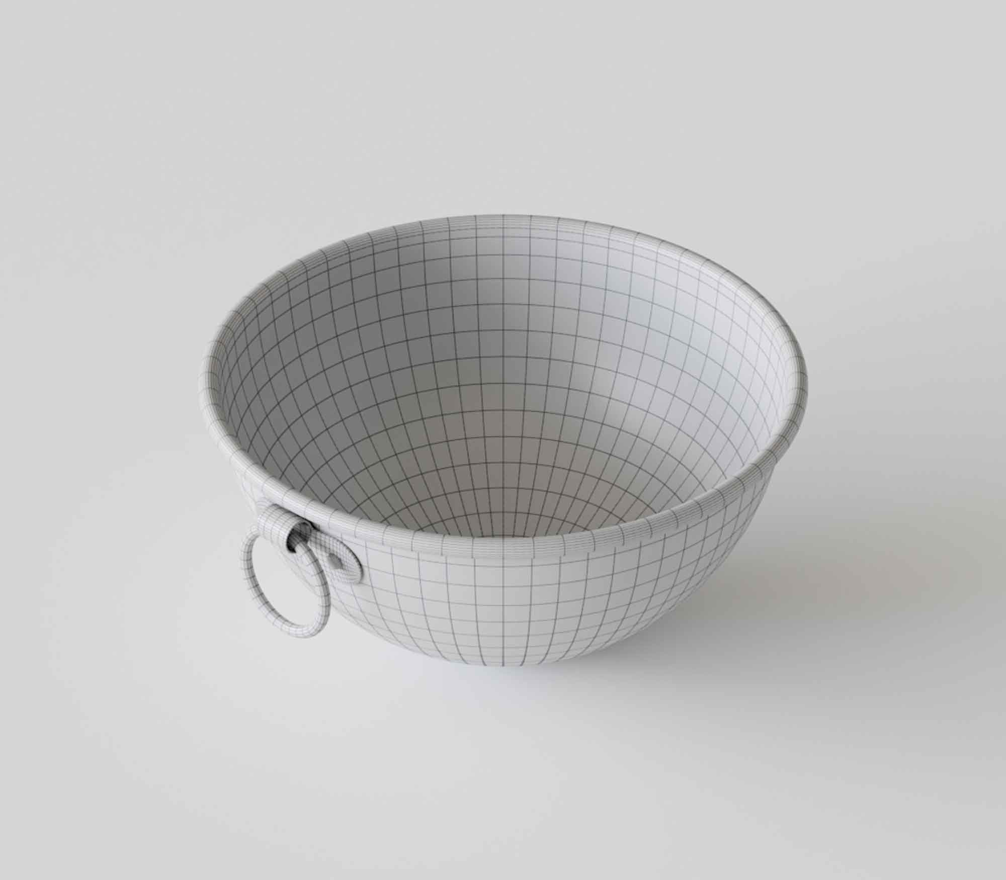Kitchenware 3D Model 2
