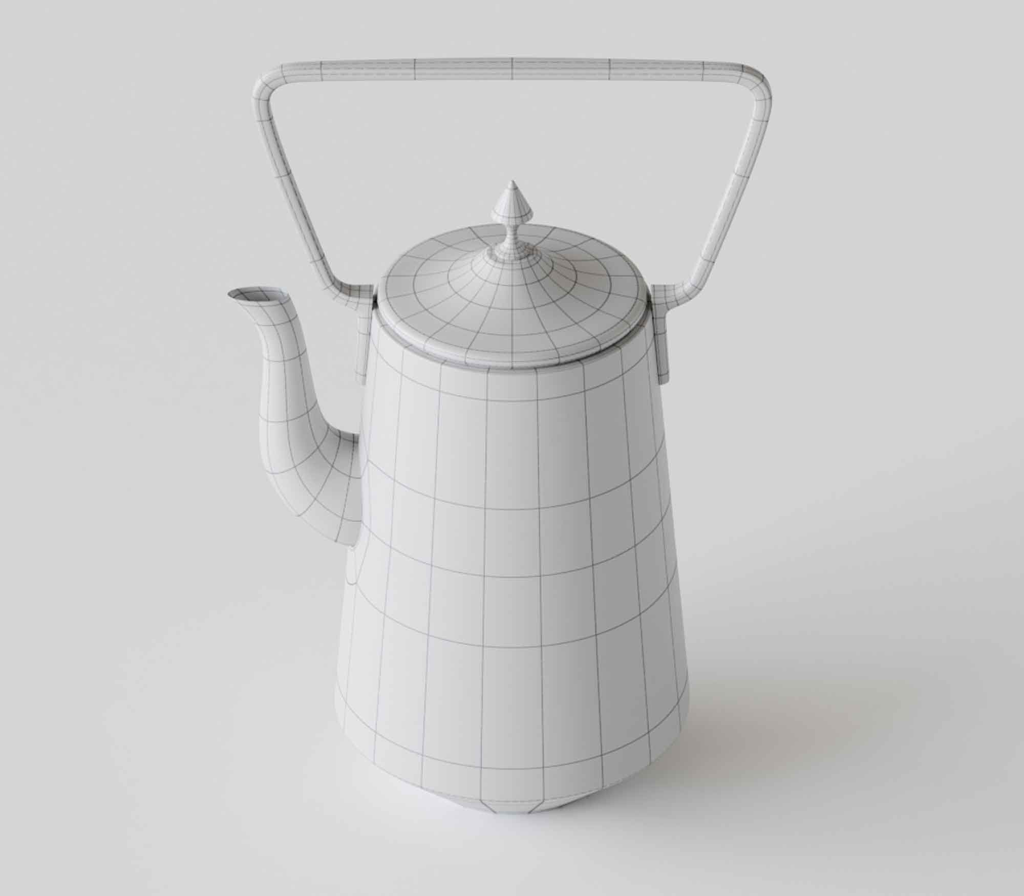 Kitchenware 3D Model 3