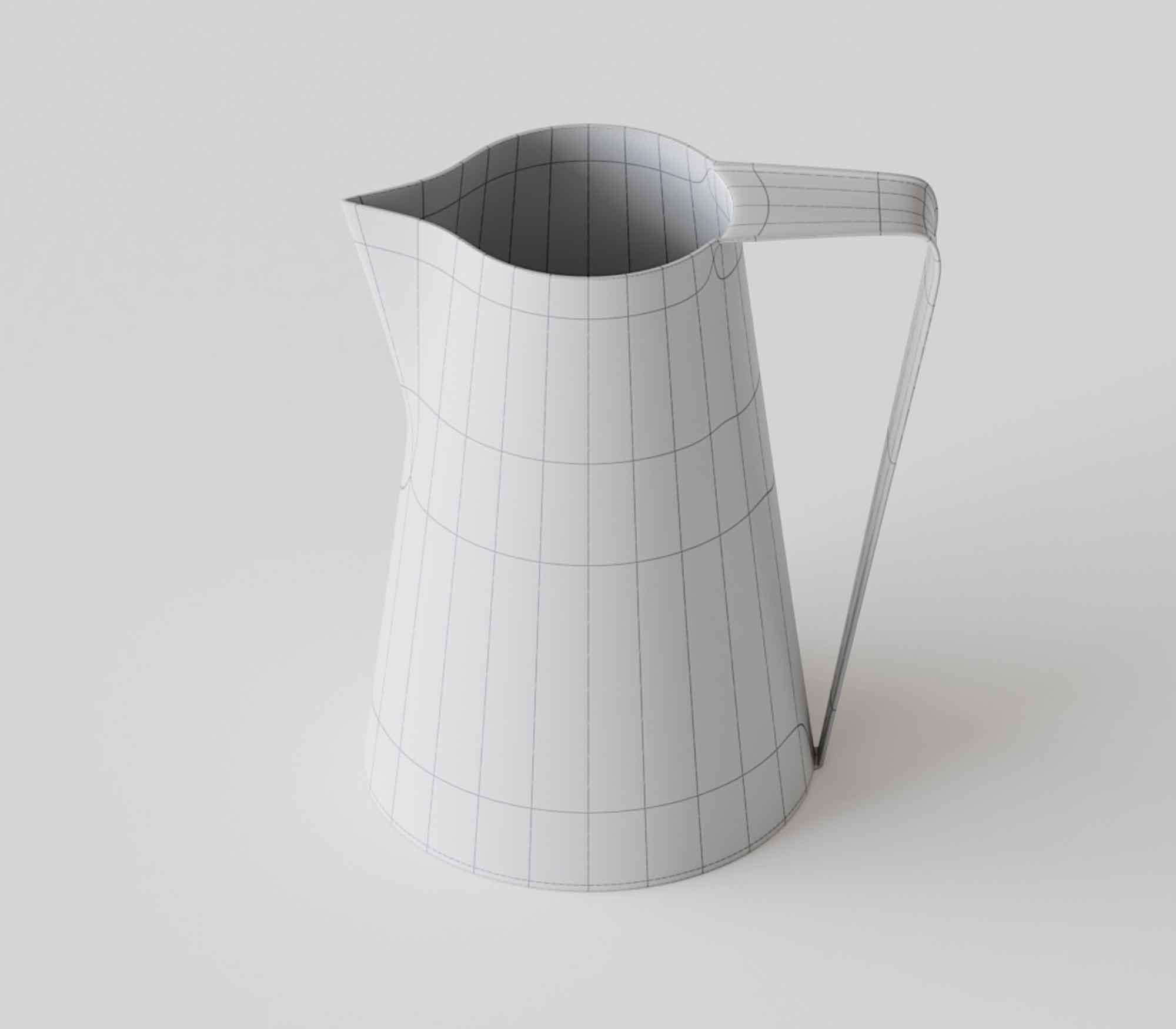 Kitchenware 3D Model 5
