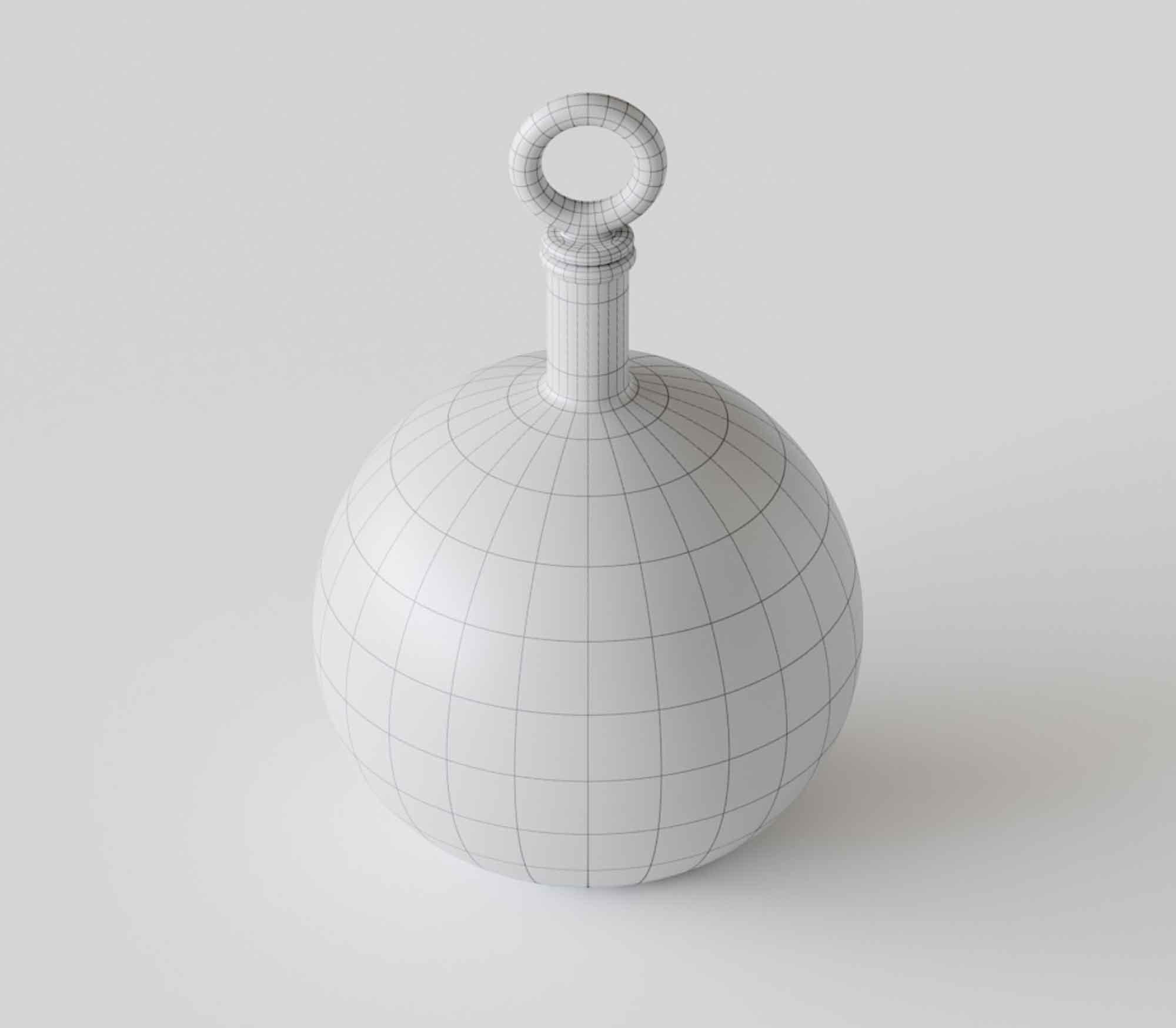 Kitchenware 3D Model 7