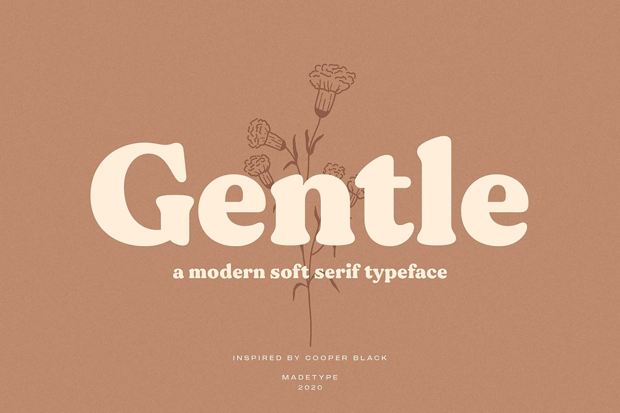 Made Gentle Font