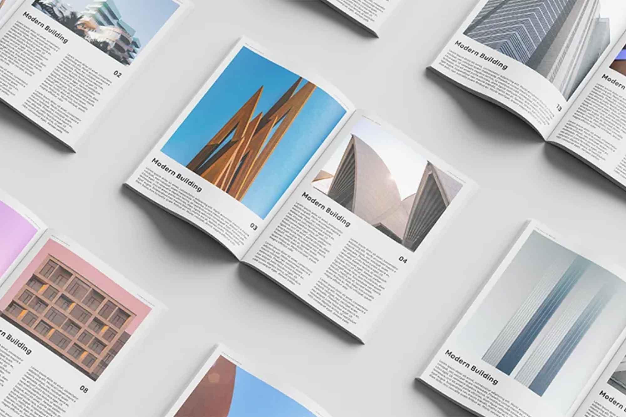 Magazine Mockup 2