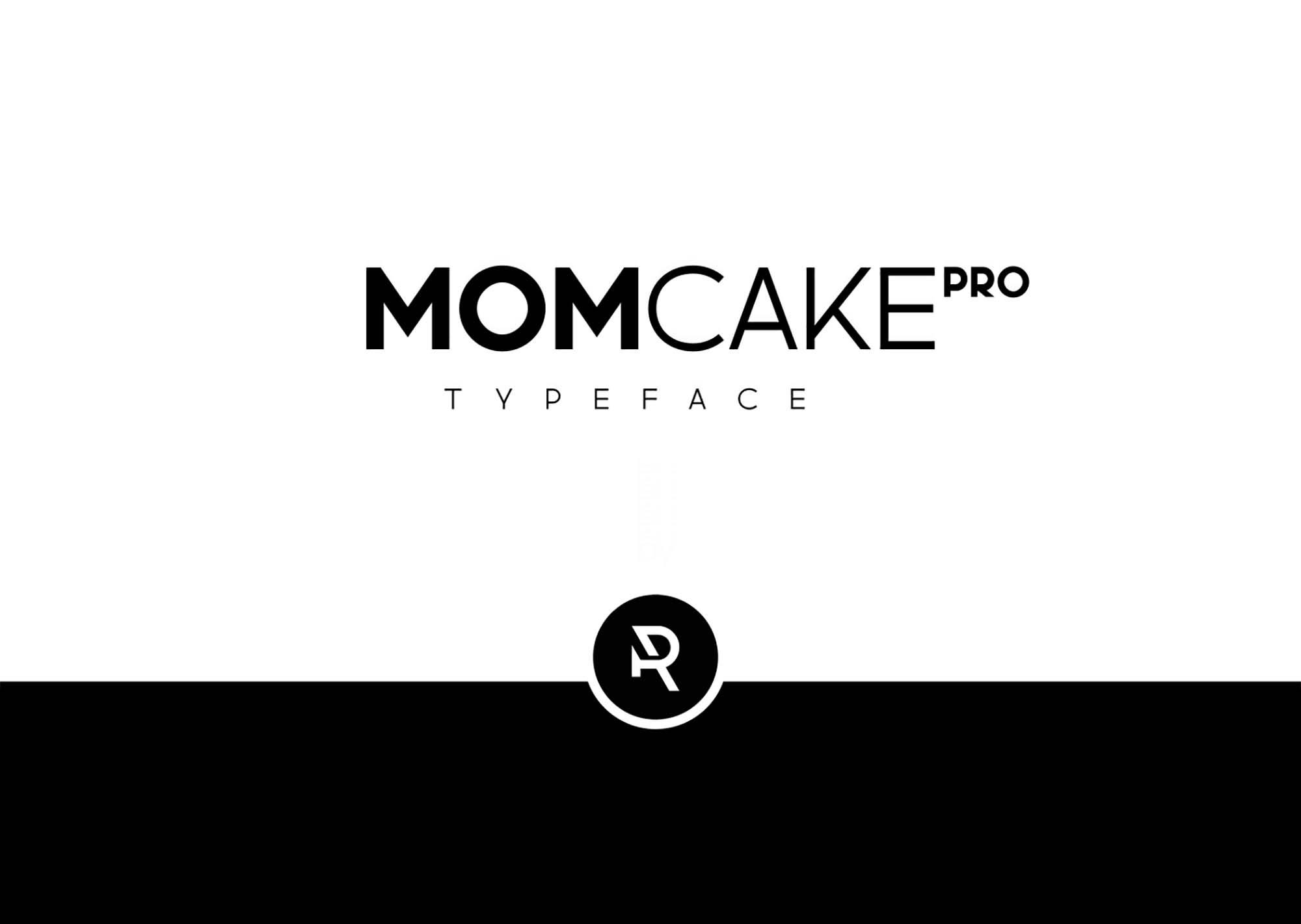 Momcake Sans Serif Font