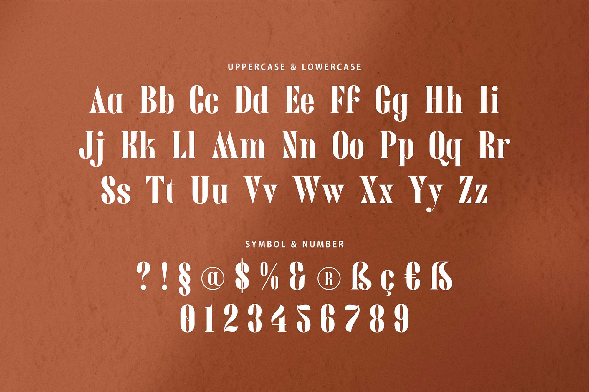 Montreau Serif Font 5