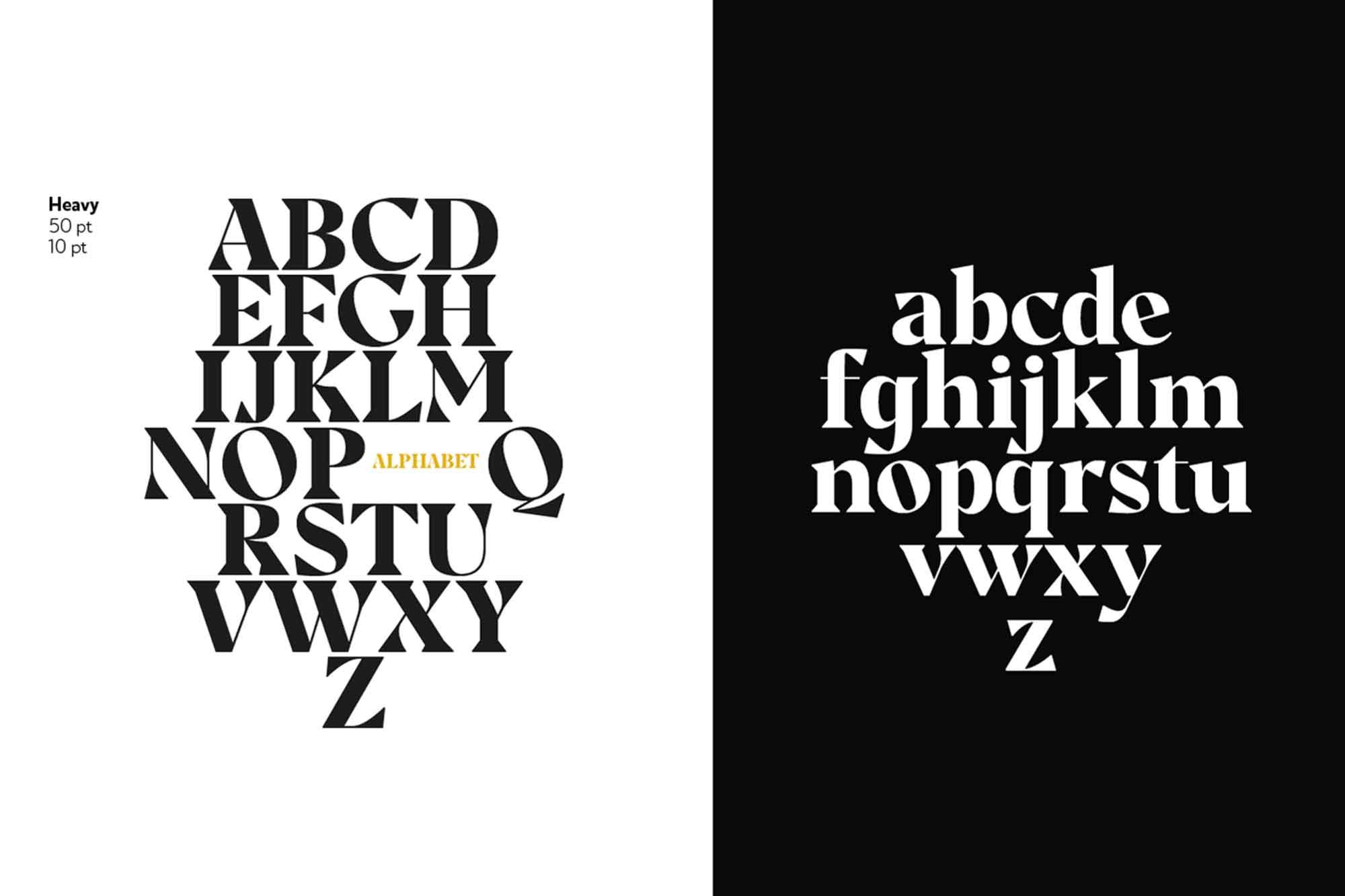 Noctis Classic Serif Font 13