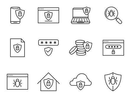 Security Vector Icons